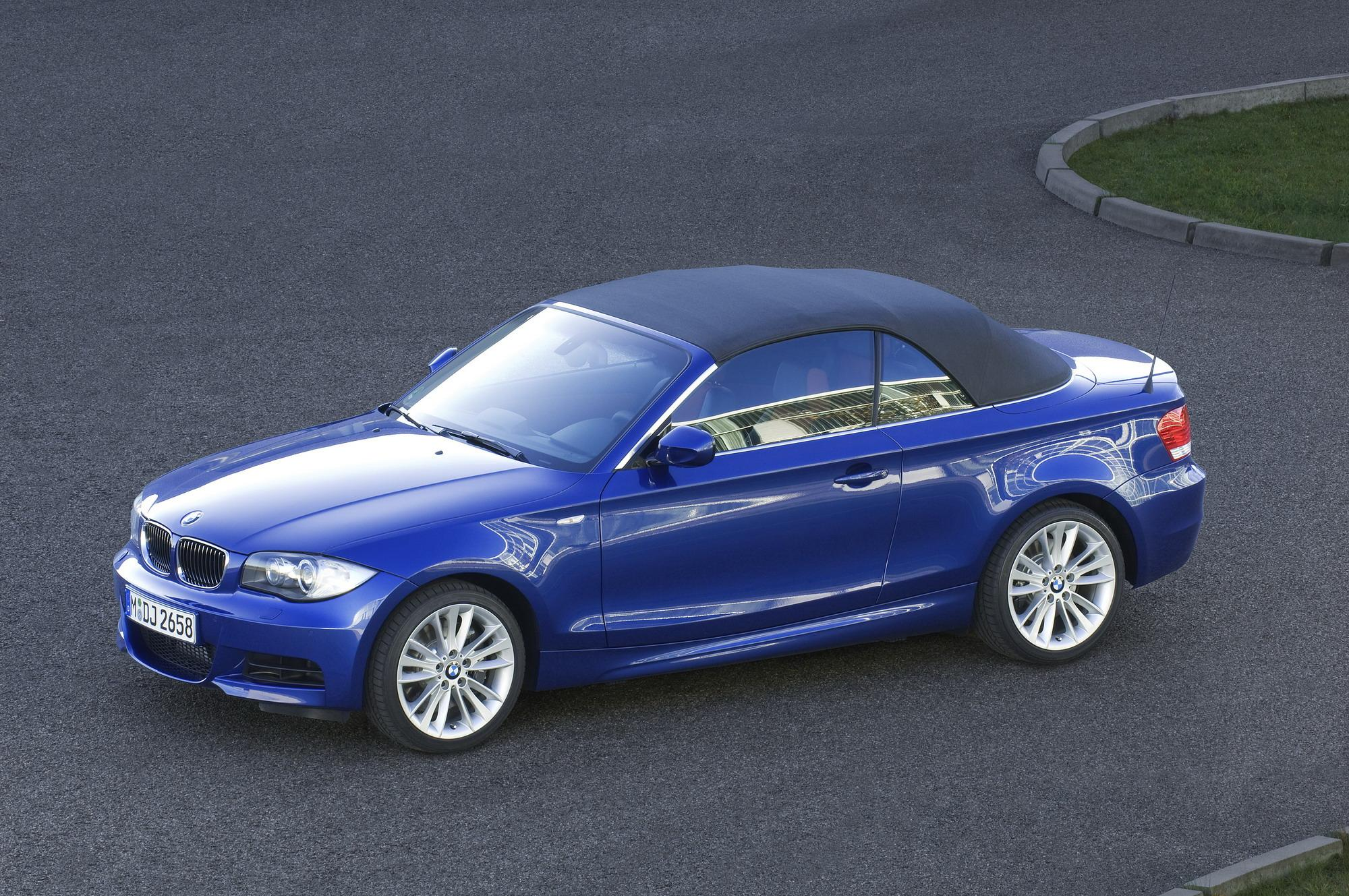 BMW I Coupe And Convertible Review Top Speed - 135i bmw