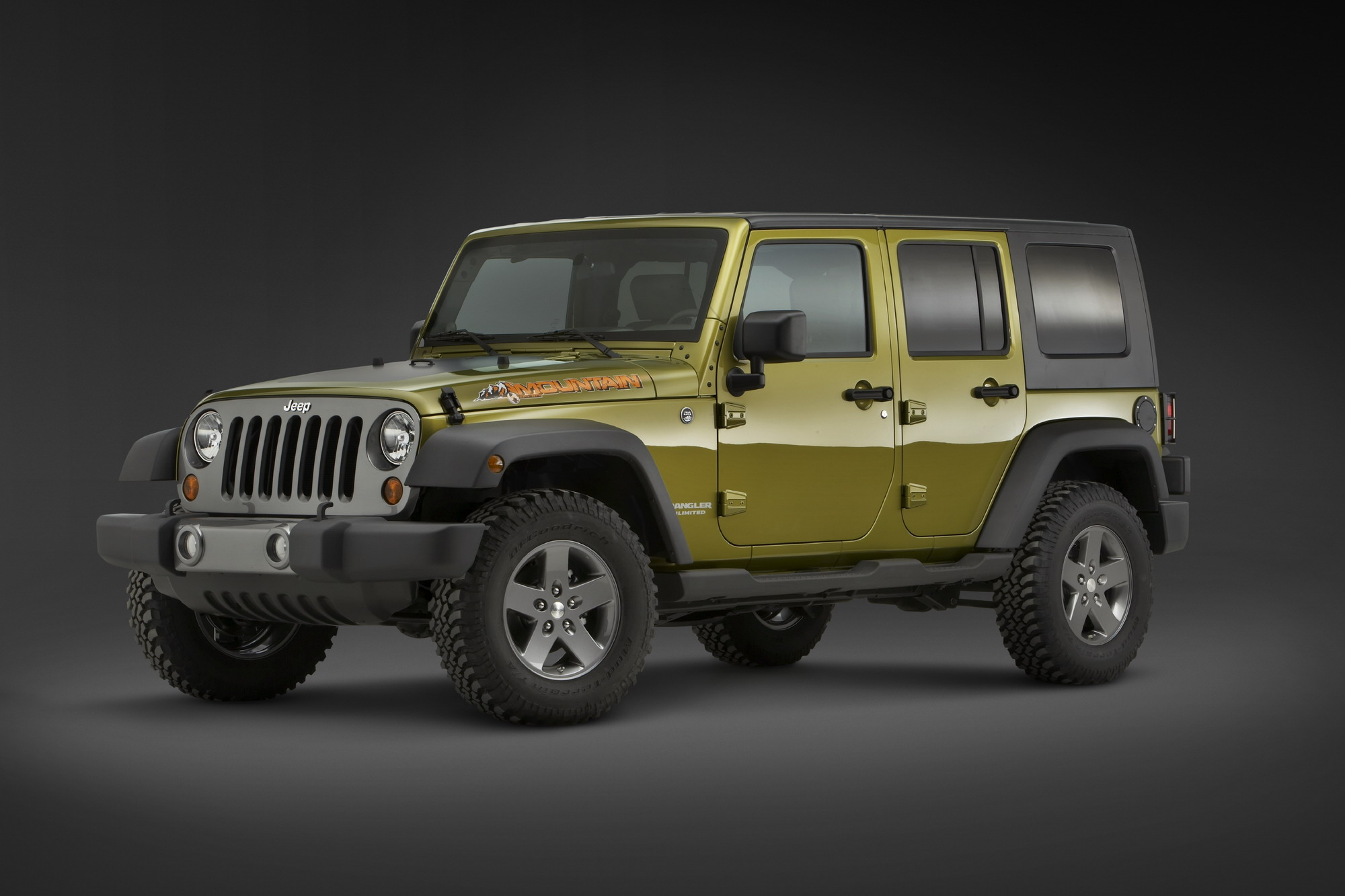 2010 Jeep Wrangler Mountain Edition | Top Speed