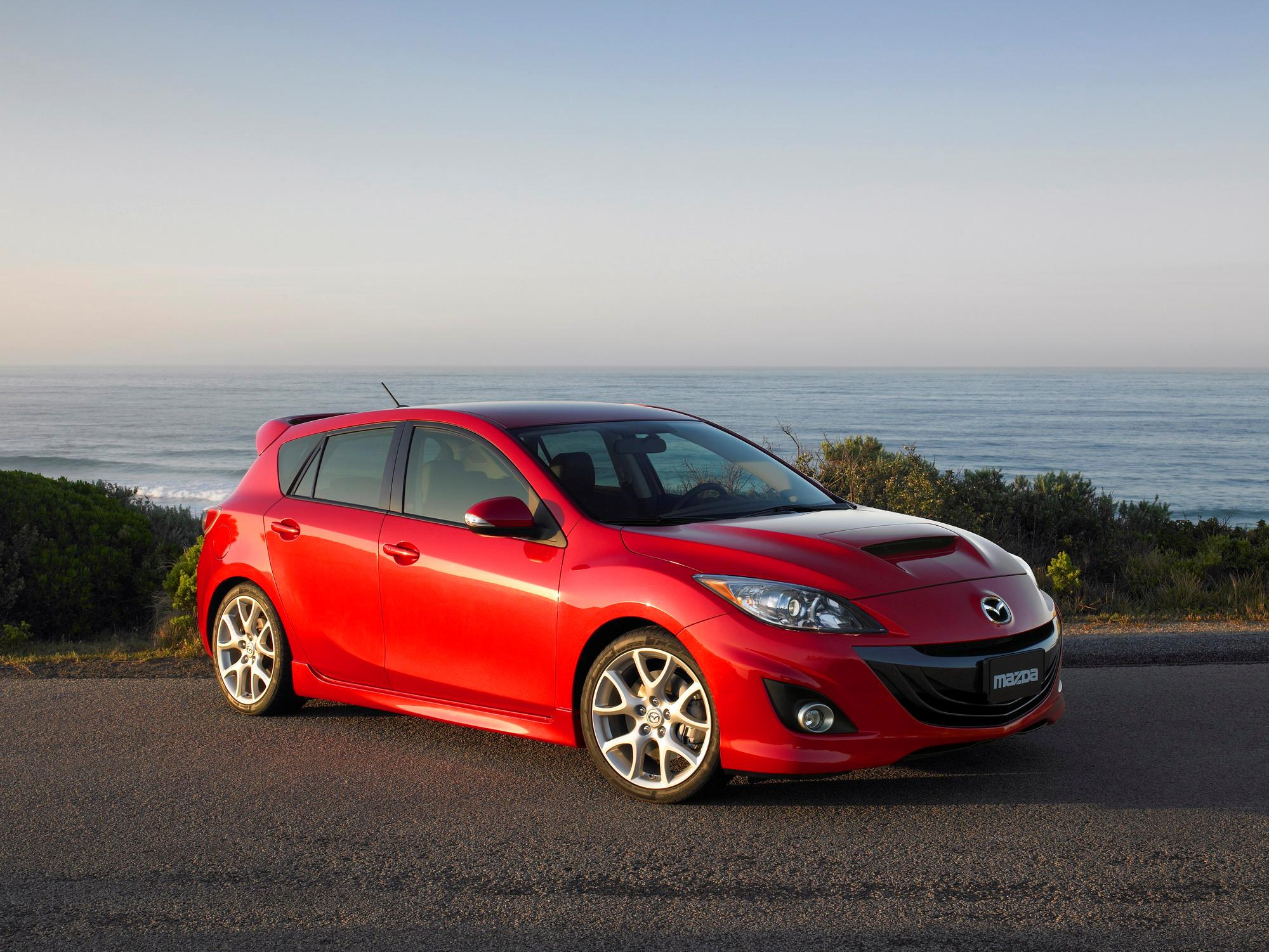 2010 Mazdaspeed3 | Top Speed. »