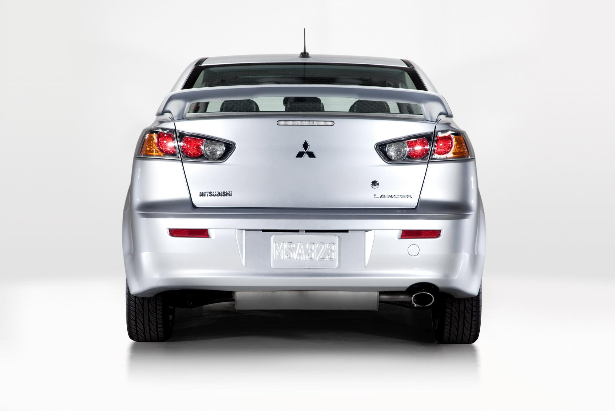 Hatchback support attack Mitsubishi Lancer X 24Warez.Ru 92