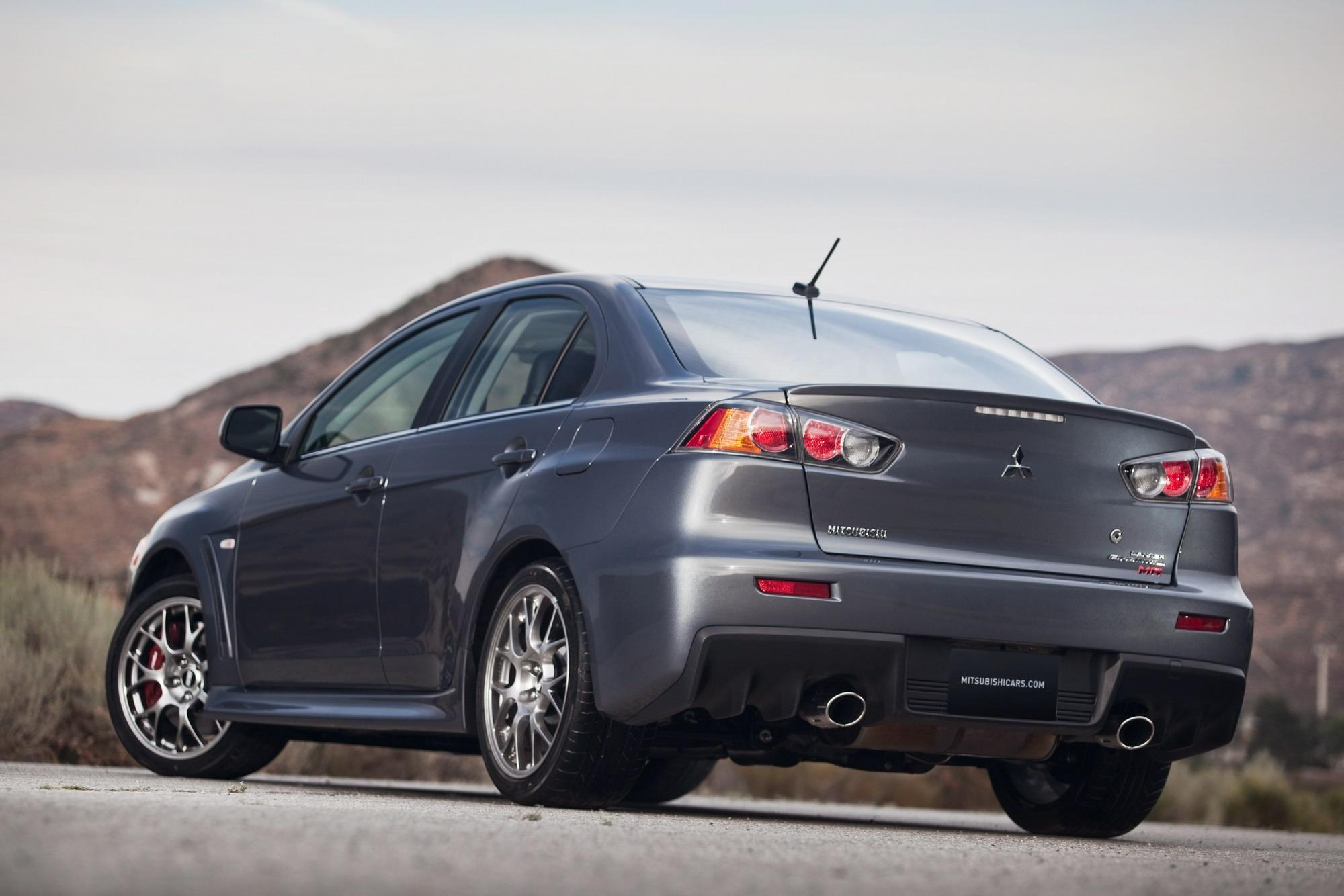 2008   2015 Mitsubishi Lancer Evolution X | Top Speed. »
