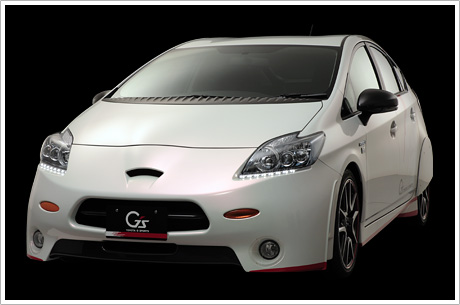 Toyota Performance Parts >> 2010 Toyota Prius G Sports Concept | Top Speed