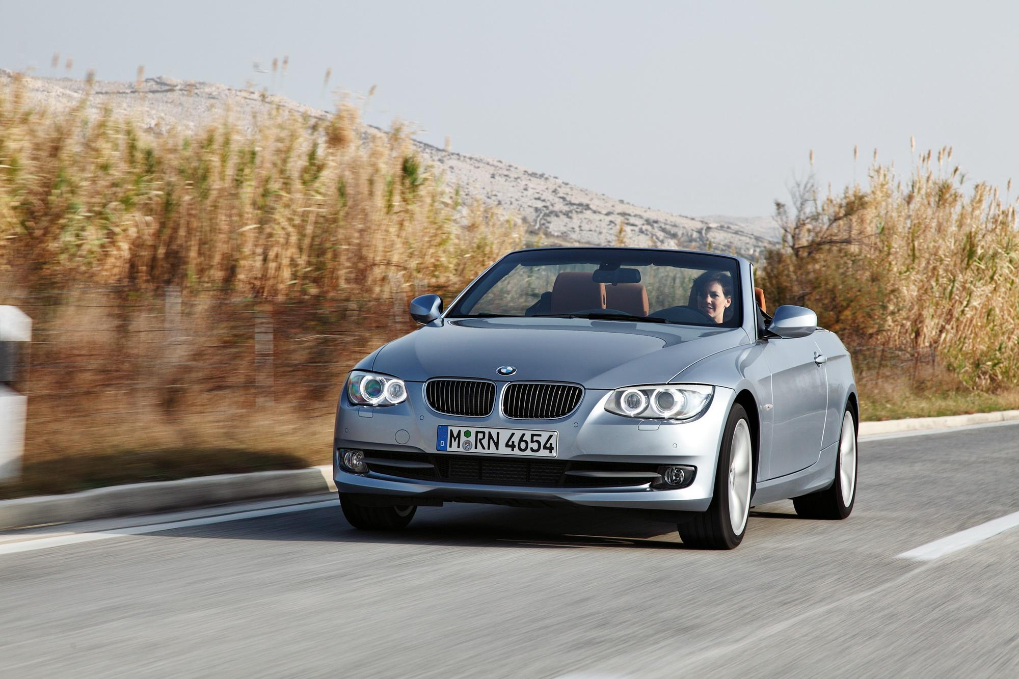 BMW Series Coupe And Convertible Review Top Speed - 355i bmw