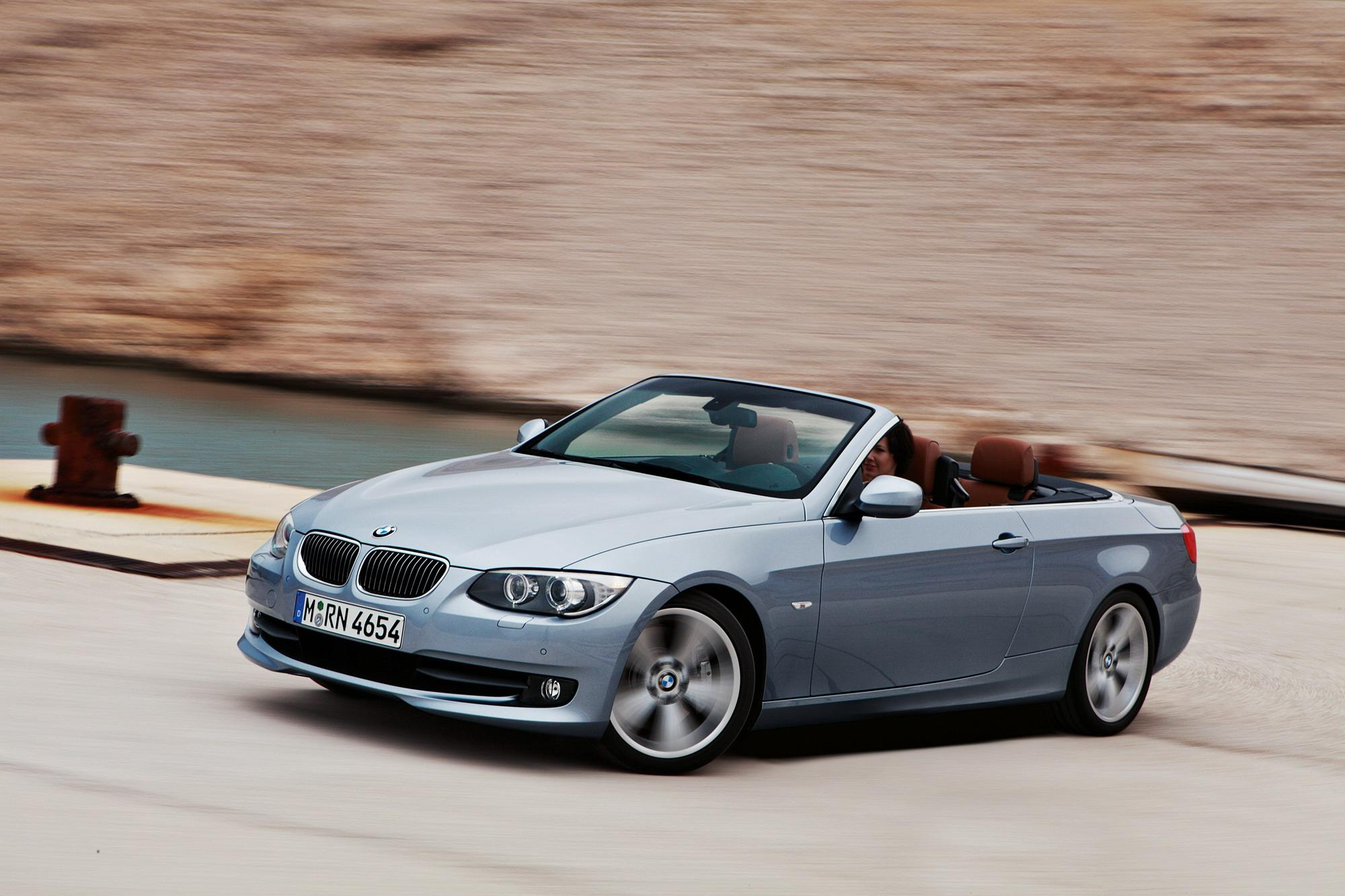 BMW Series Coupe And Convertible Review Top Speed - 2011 bmw convertible