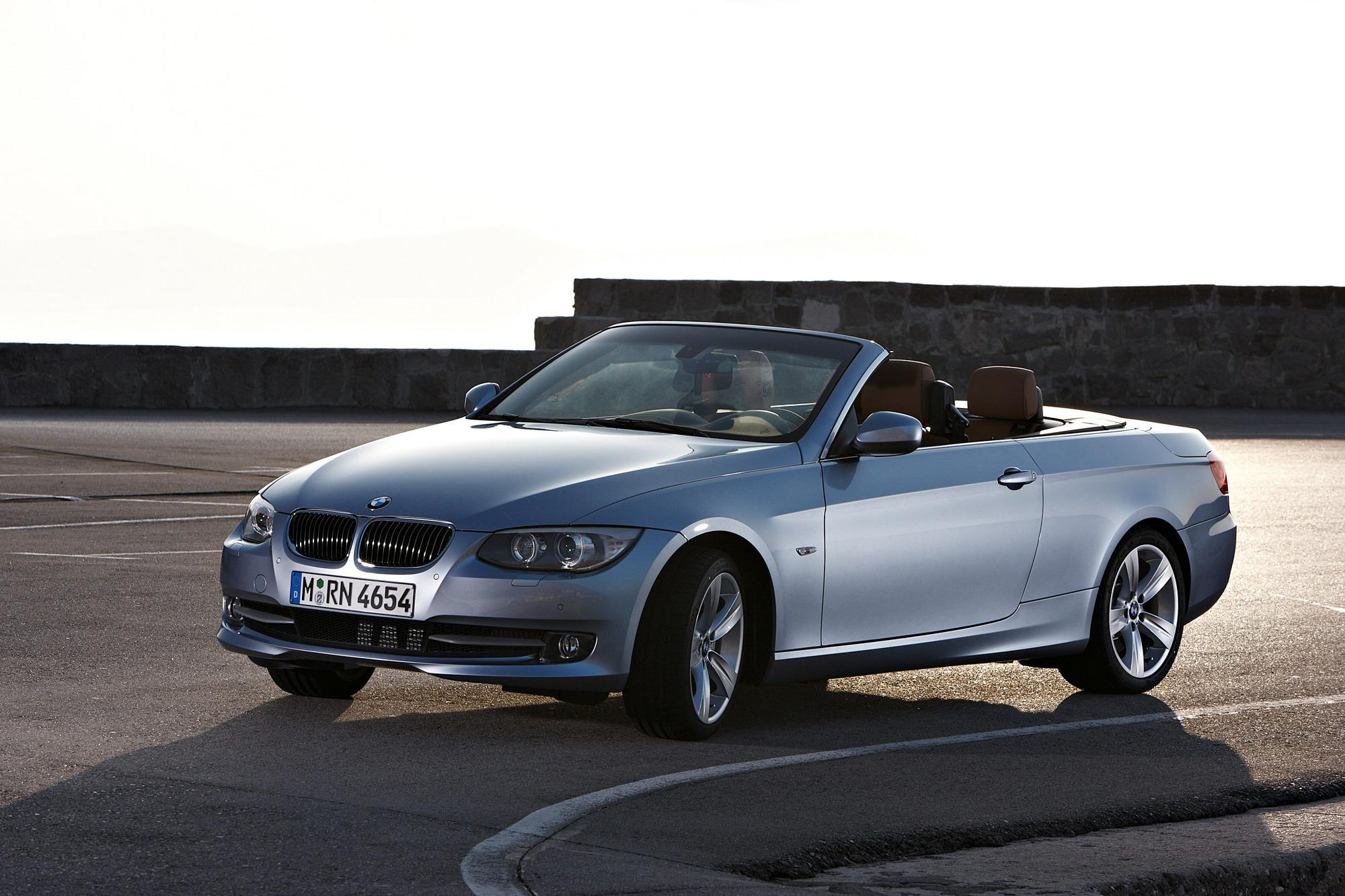 2011 bmw 335i convertible manual