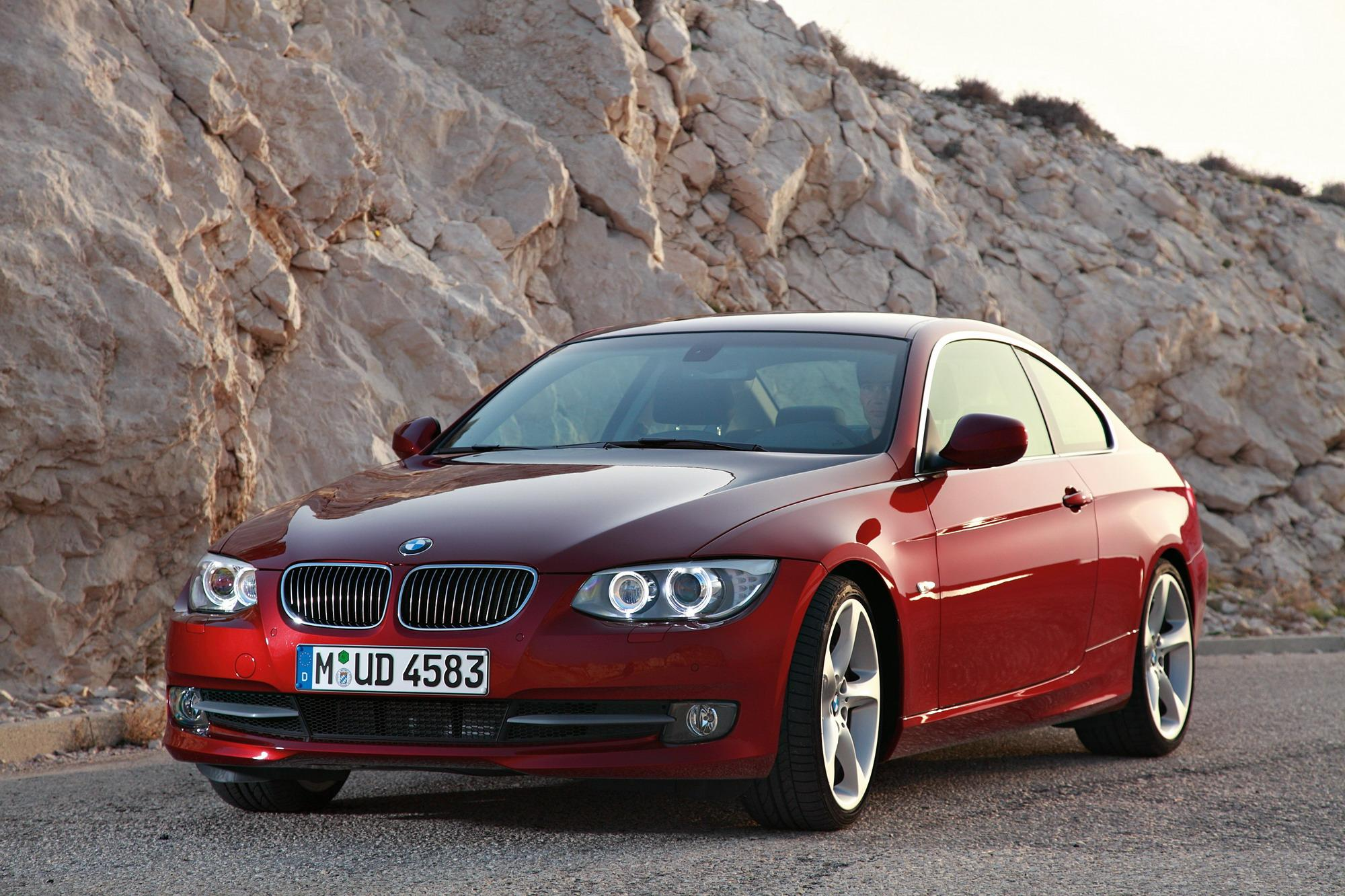 2011 BMW 3 Series Coupe And Convertible Review Top Speed