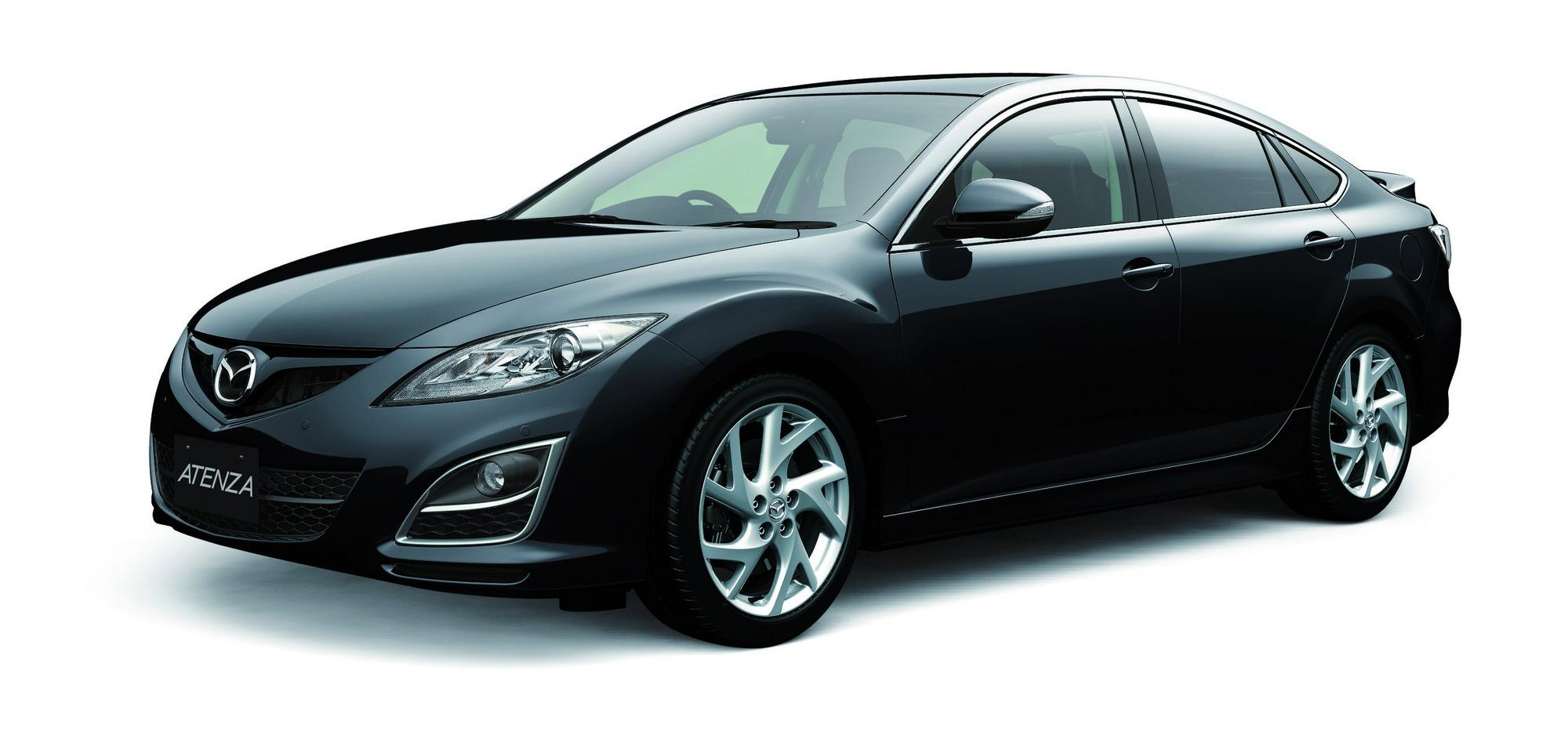 2011 Mazda6 Top Speed