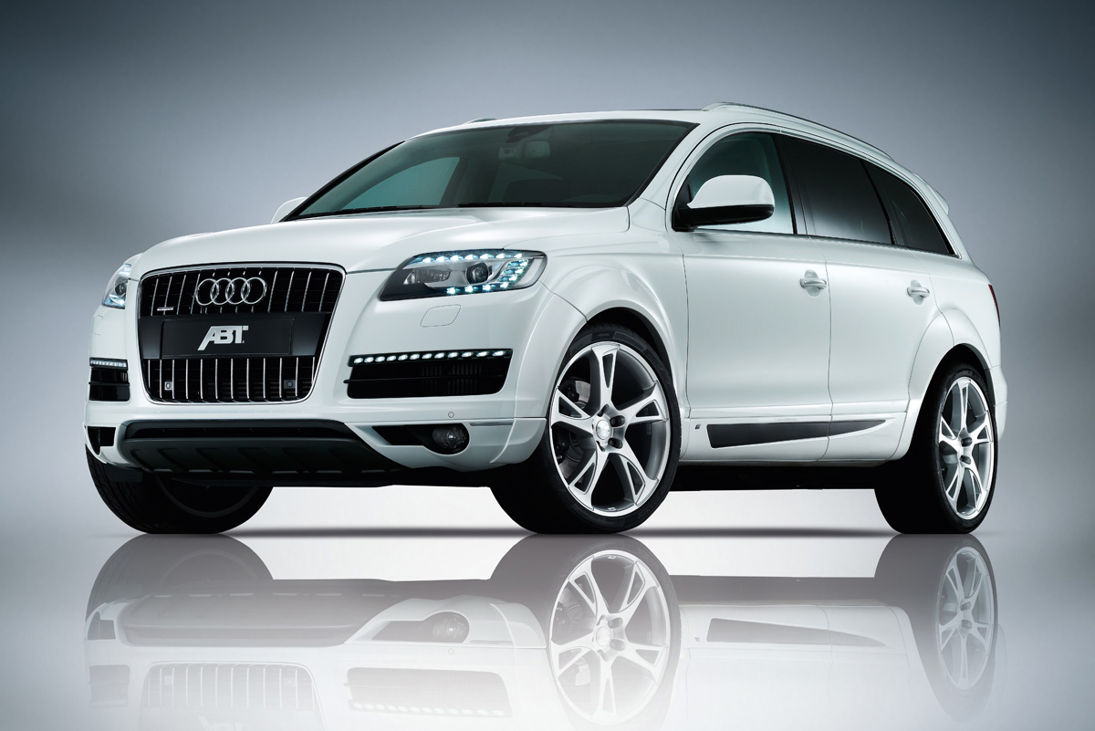 ABT Q7 3 0 TDI Clean Diesel | Top Speed