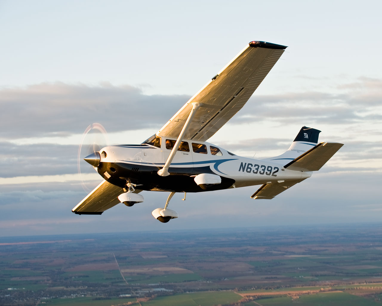 1998 - 2010 Cessna Stationair 206 | Top Speed