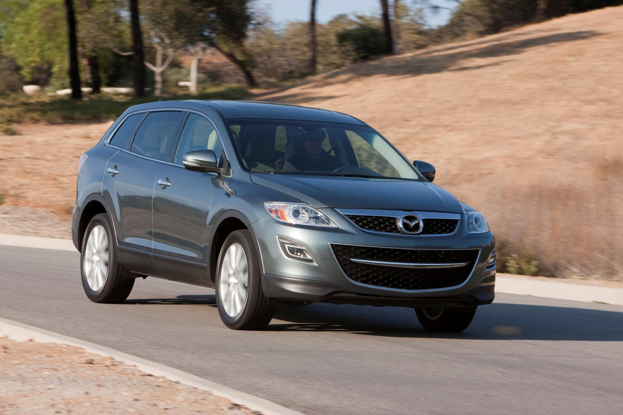 2010 mazda cx 9 top speed. Black Bedroom Furniture Sets. Home Design Ideas