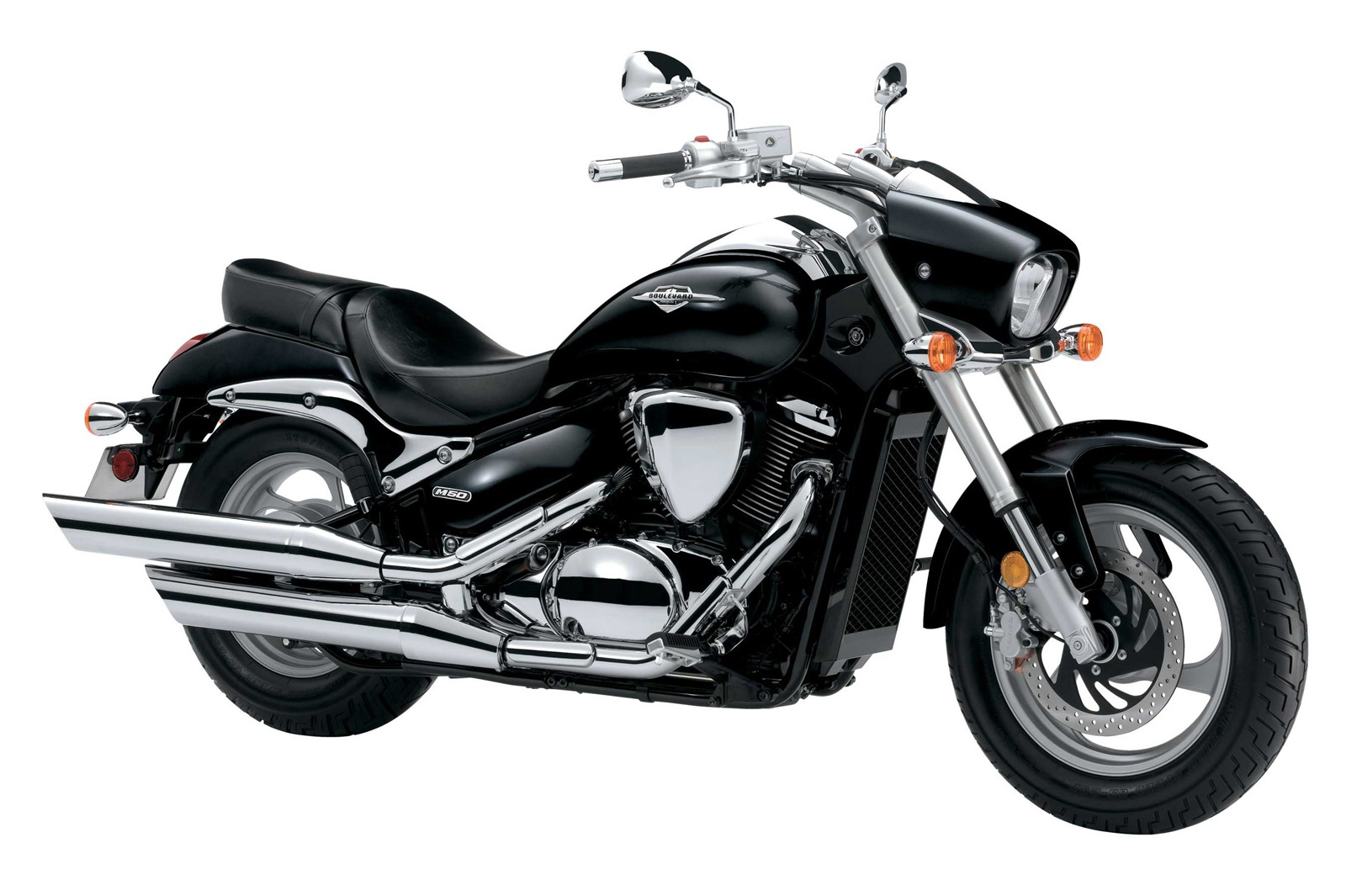2010 Suzuki Boulevard M50 | Top Speed