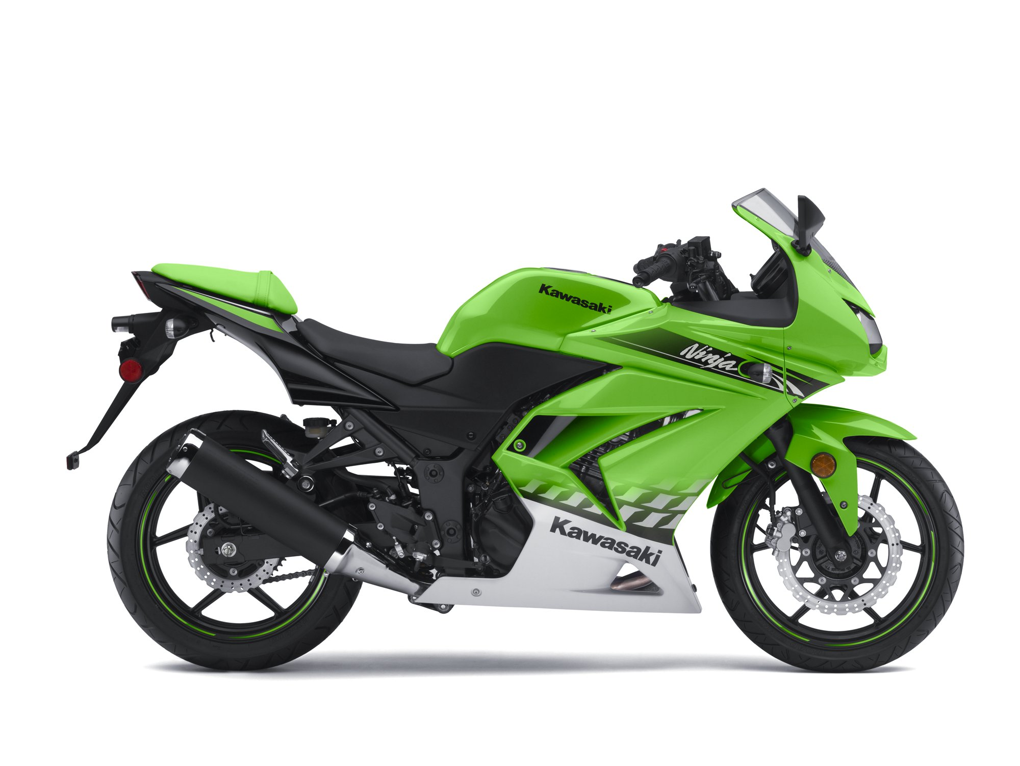2010 Kawasaki Ninja 250R | Top Speed