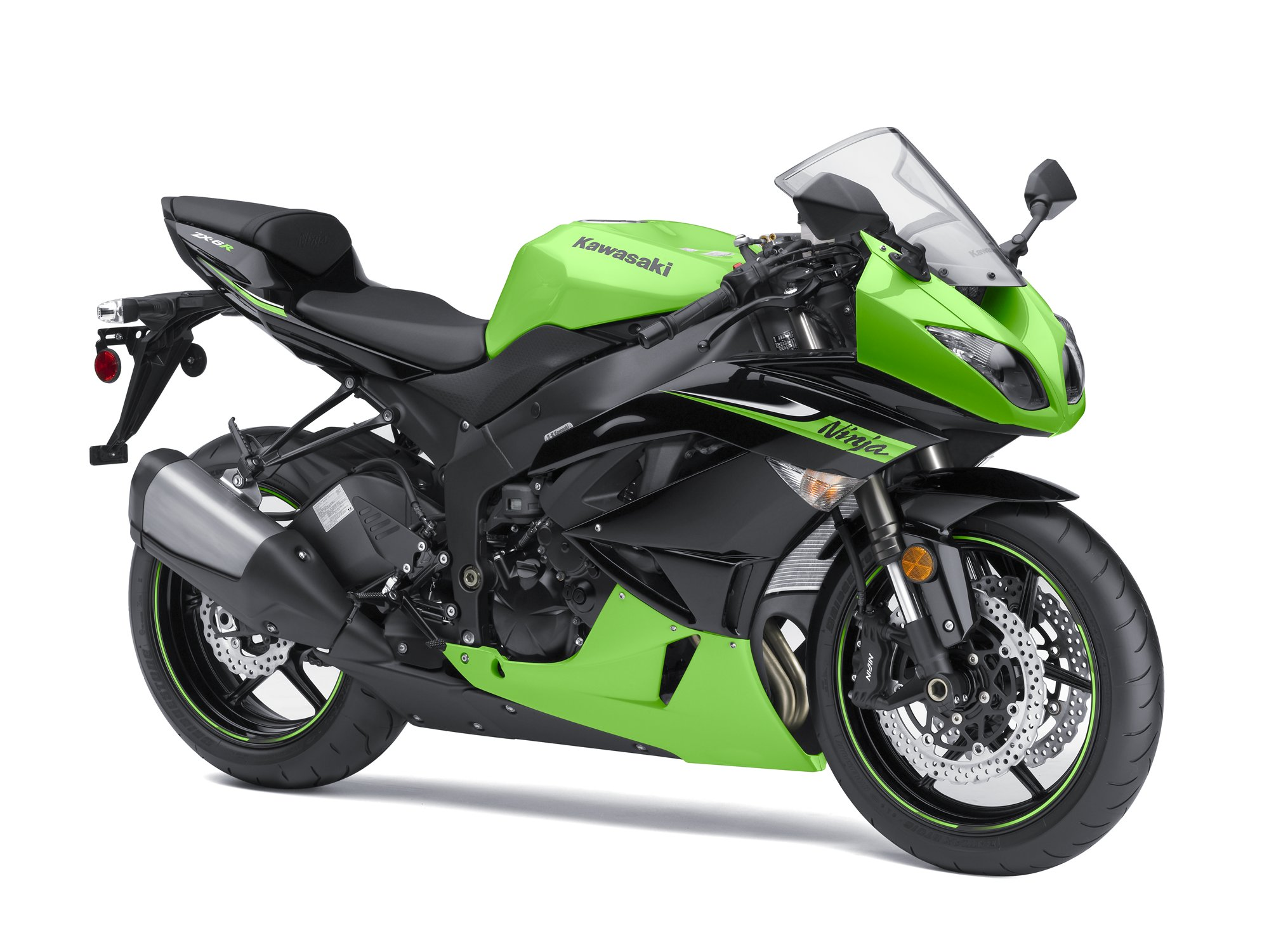 2010 Kawasaki Ninja ZX-6R | Top Speed