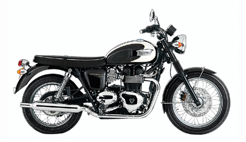 2010 Triumph Bonneville Top Speed