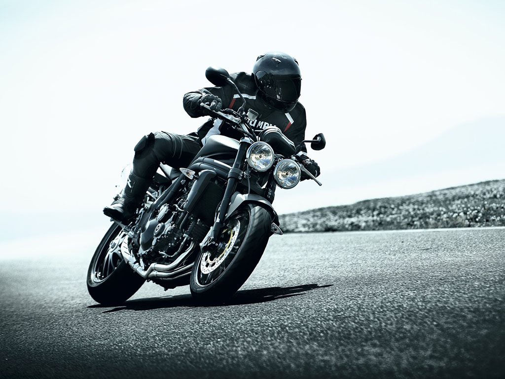 2010 Triumph Speed Triple | Top Speed