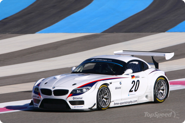 2010 Bmw Z4 Gt3 Picture 349917 Car Review Top Speed