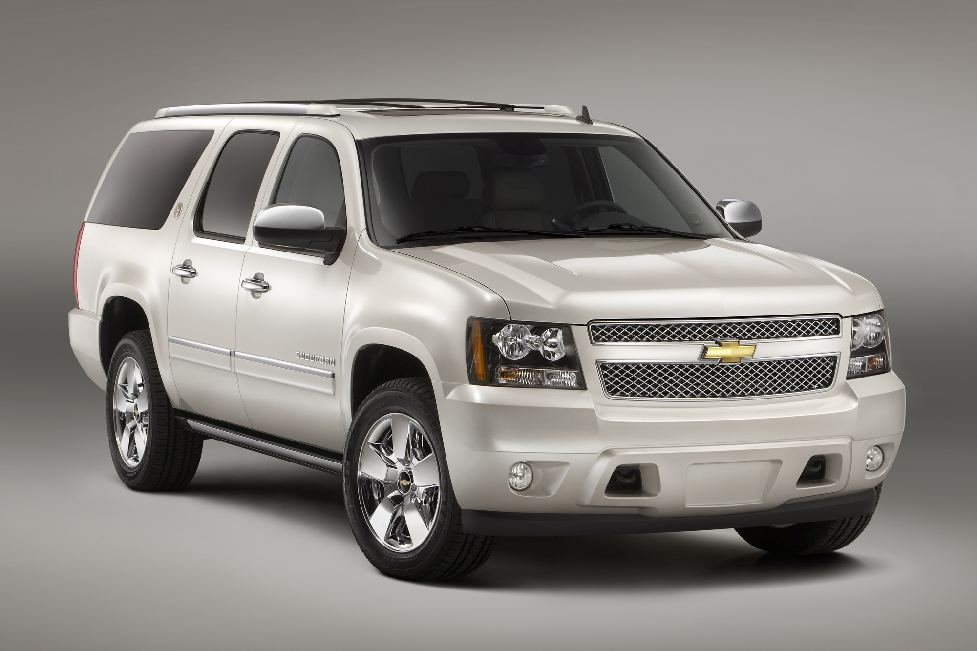 2010 Chevrolet Suburban 75th Anniversary Top Speed