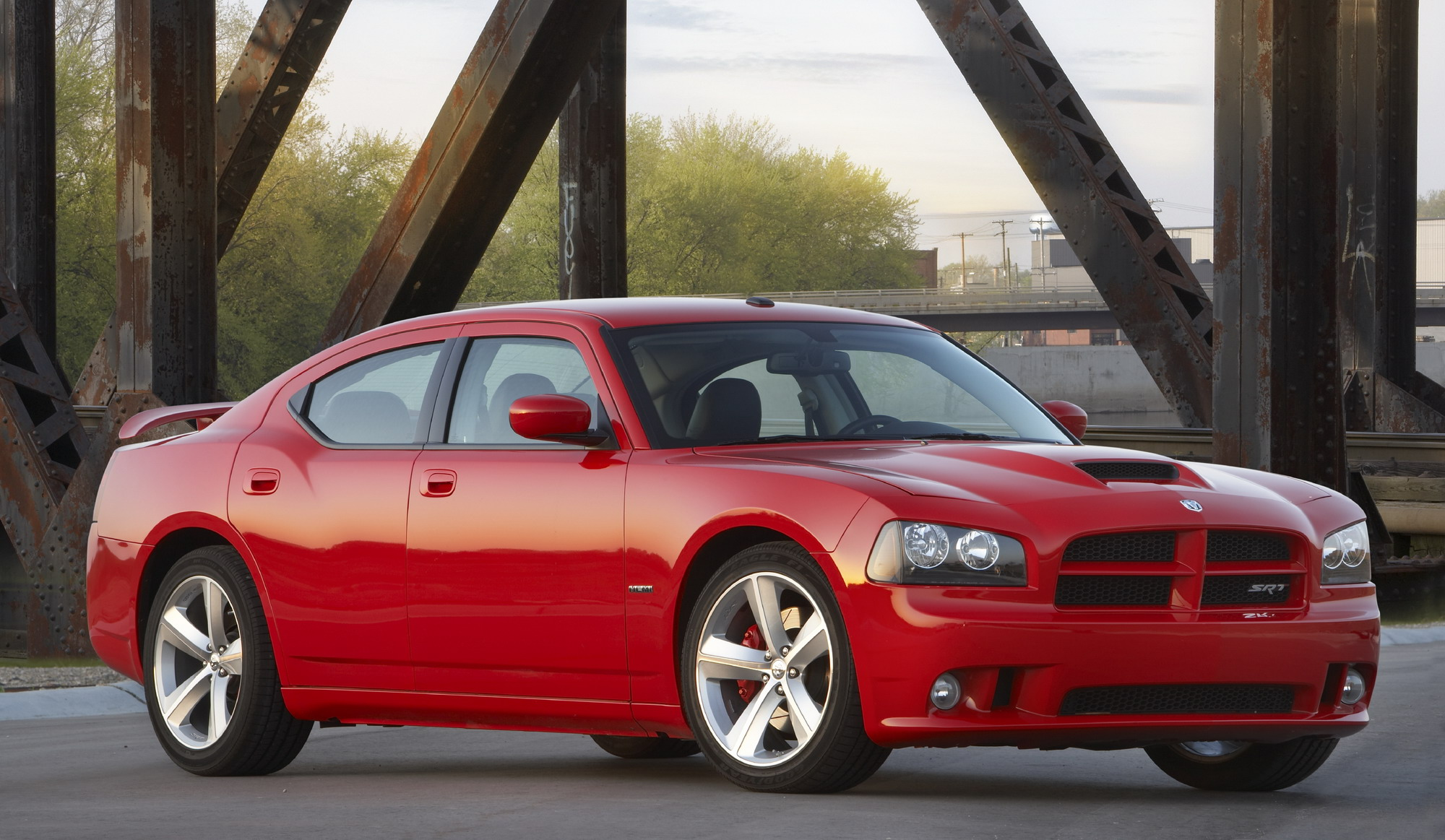 2010 dodge charger r/t specs