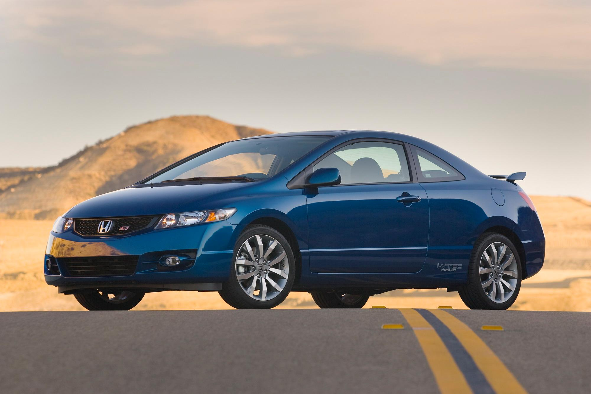 2010 Honda Civic | Top Speed. »