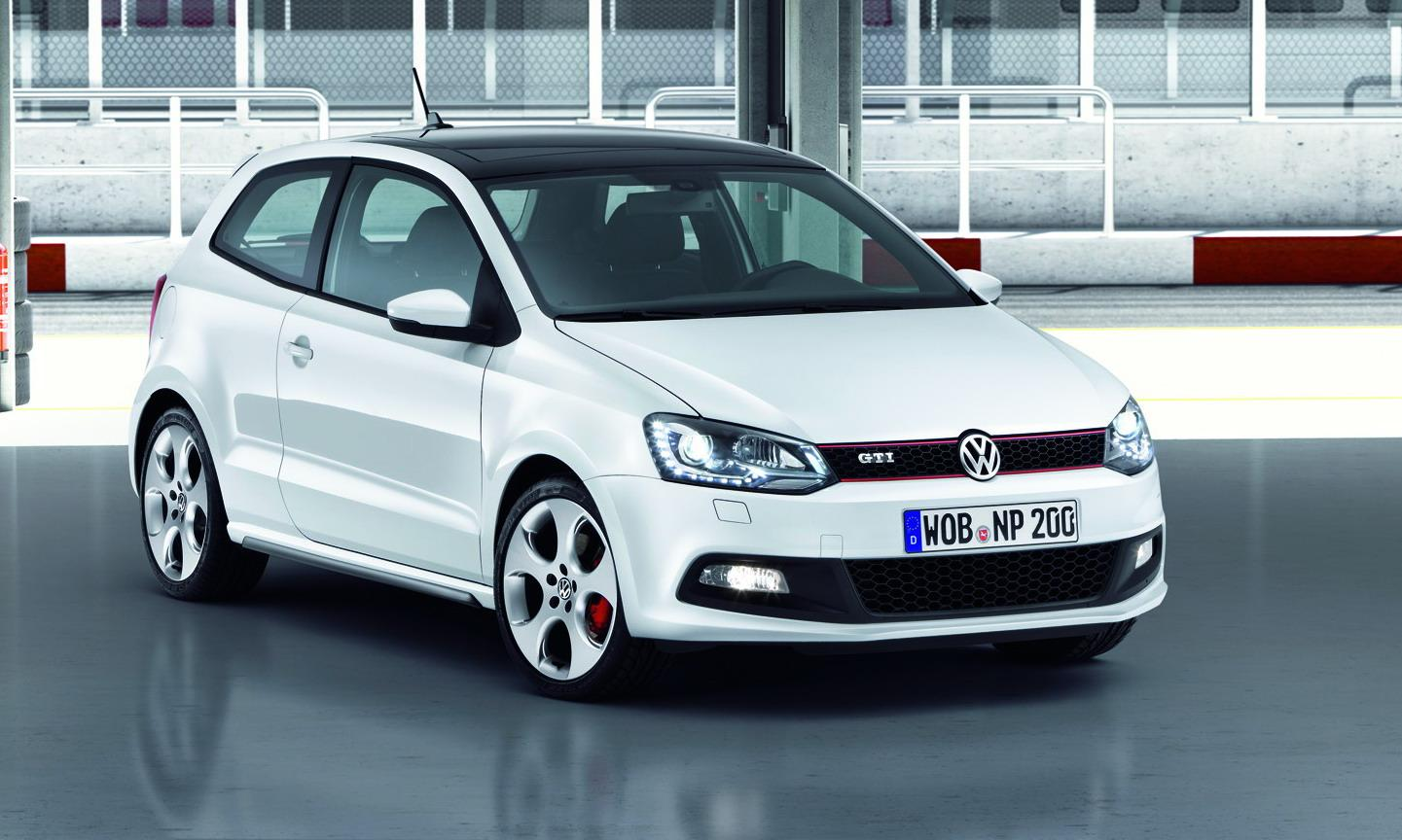 While The Official Debut Will Not Be Made Until March At Geneva Motor Show Volkswagen Has Revealed Today First Images Of Polo GTI Sporty