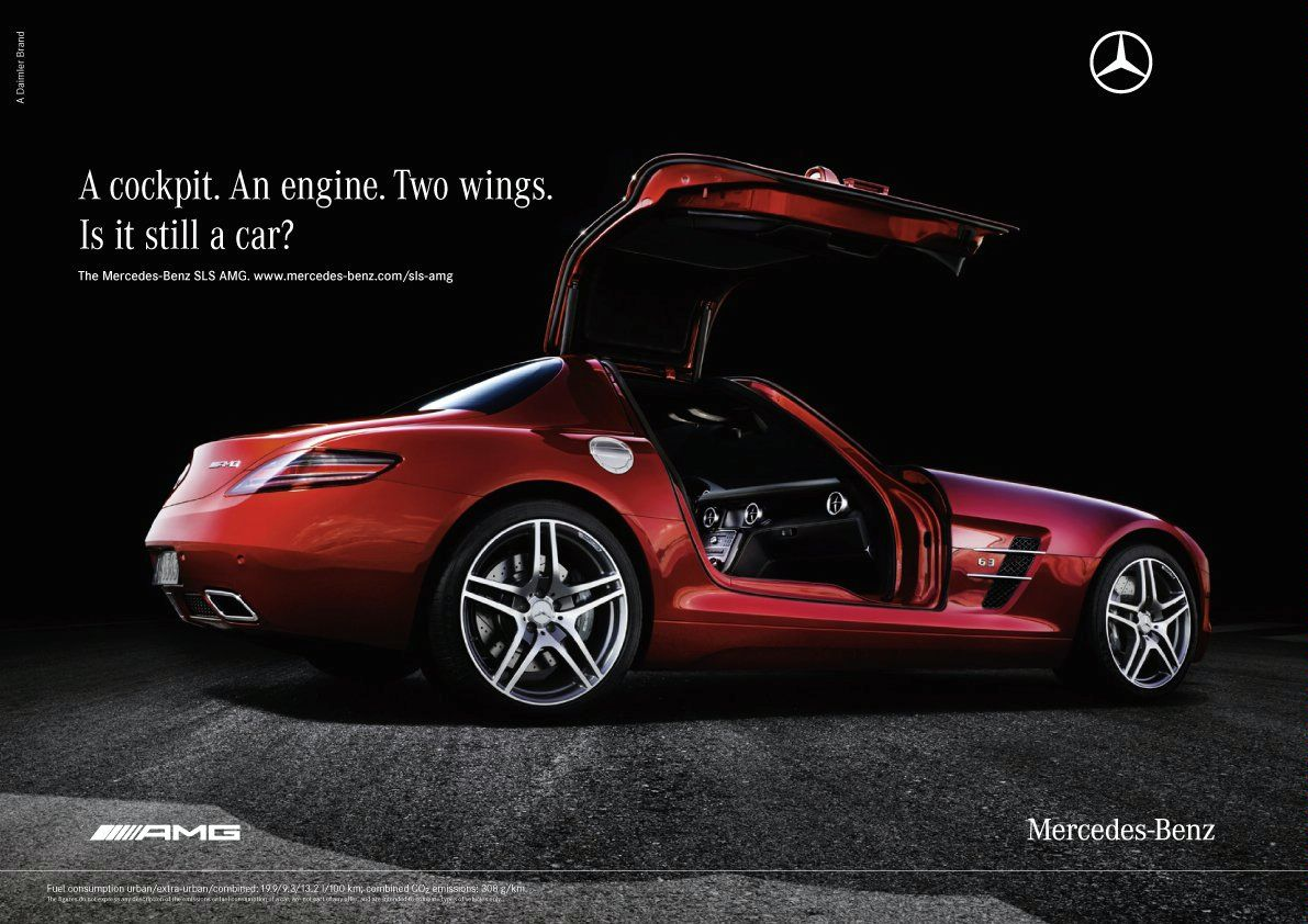 """Is It Still A Car?"": Mercedes Launches New IMC Campaign"