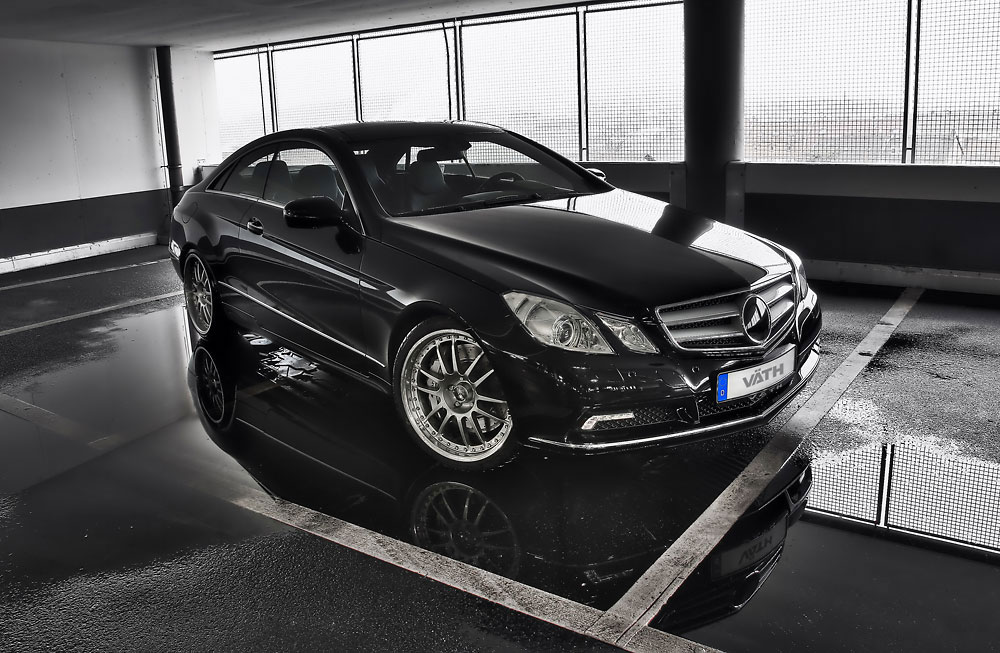 Mercedes E500 Coupe By Vath Top Speed