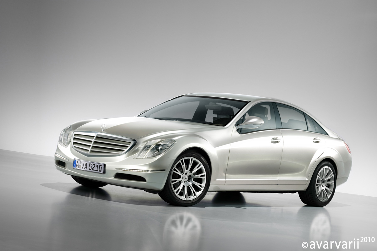 Next-generation Mercedes S-Class Rendered | Top Speed