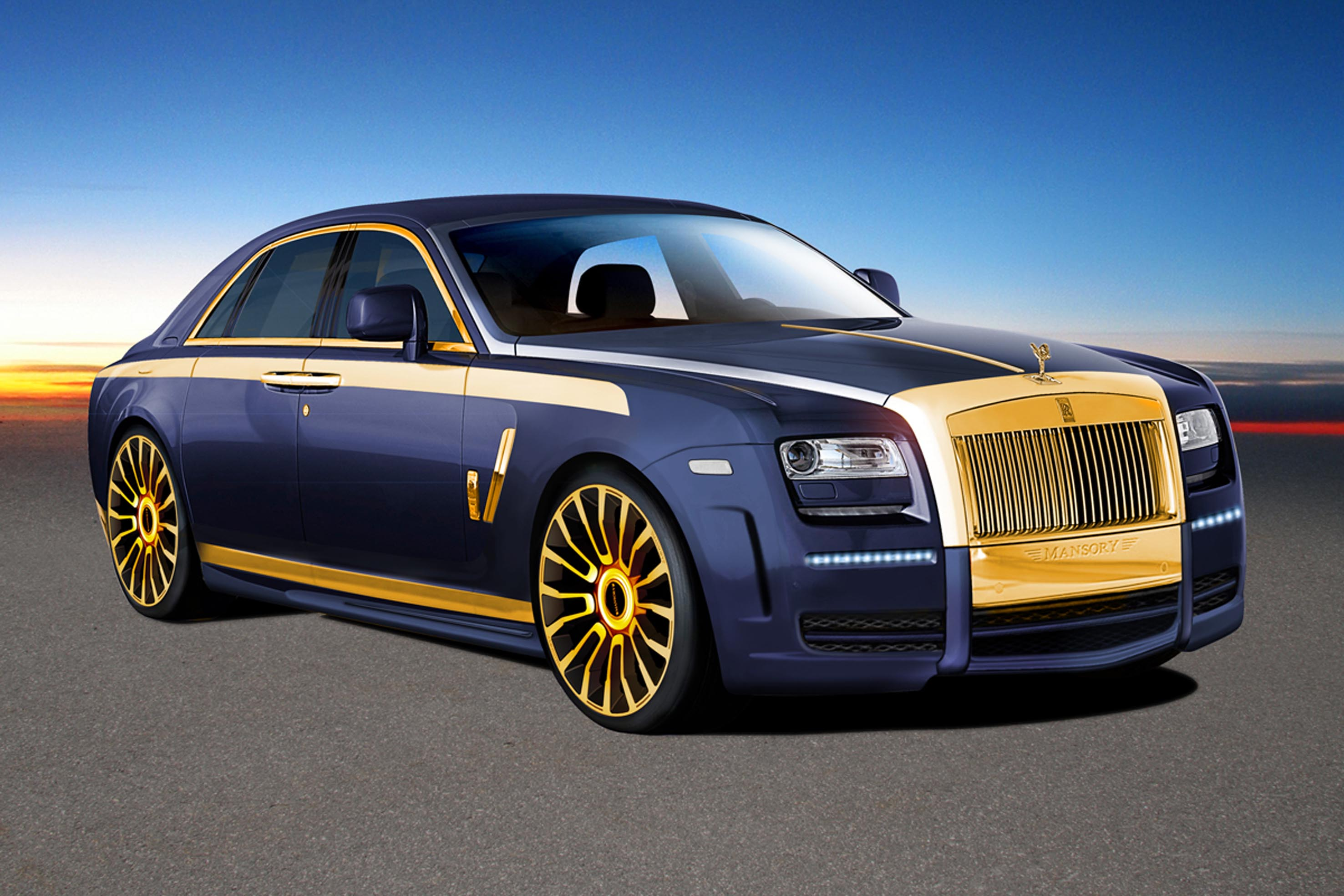 Rolls Royce Ghost By Mansory Pictures Photos Wallpapers Top Speed