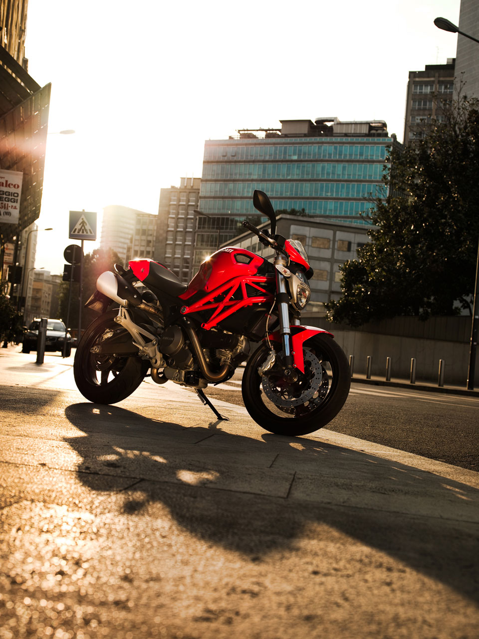 2010 Ducati Monster 696 Top Speed