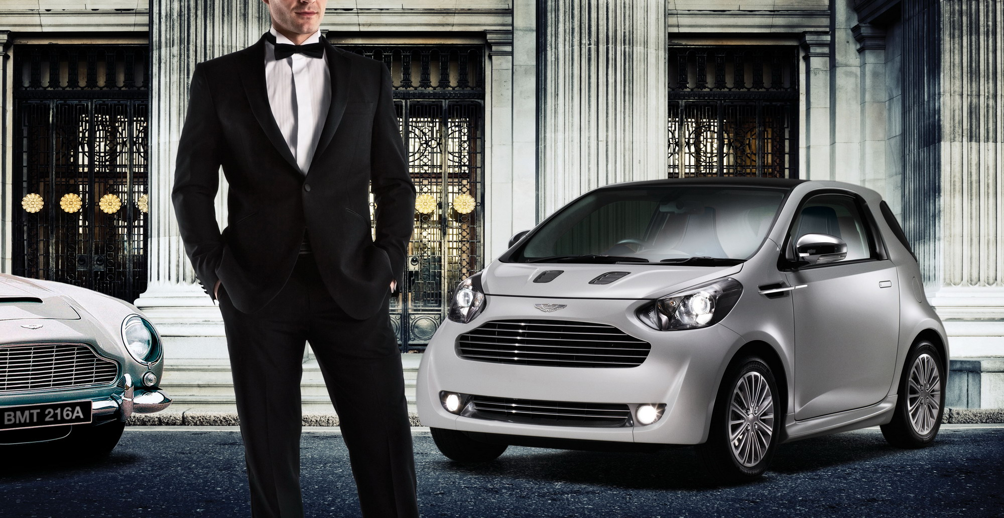 2011 Aston Martin Cygnet | Top Speed. »