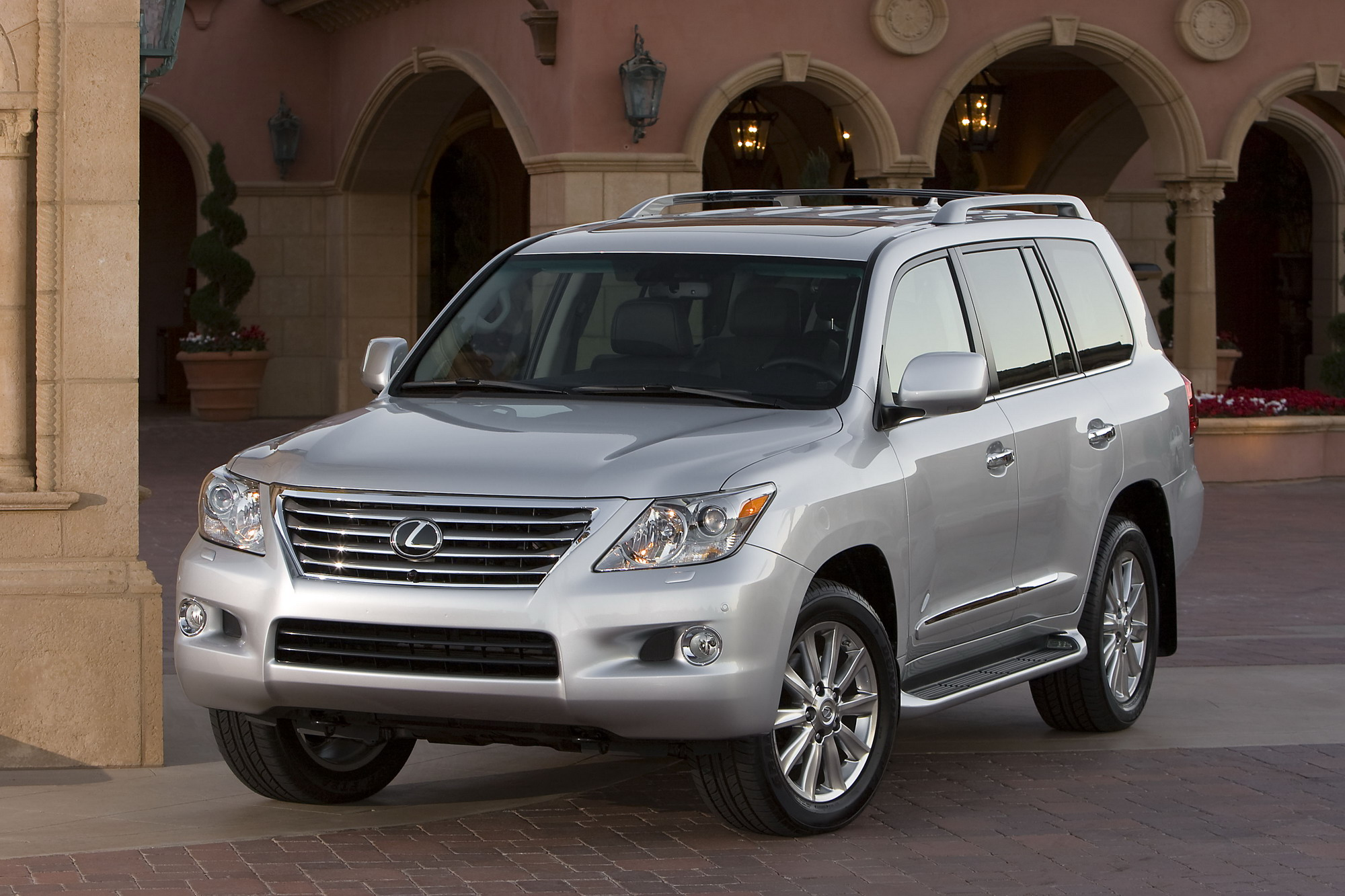 Lexus Lx on Toyota Land Cruiser Engine Hp