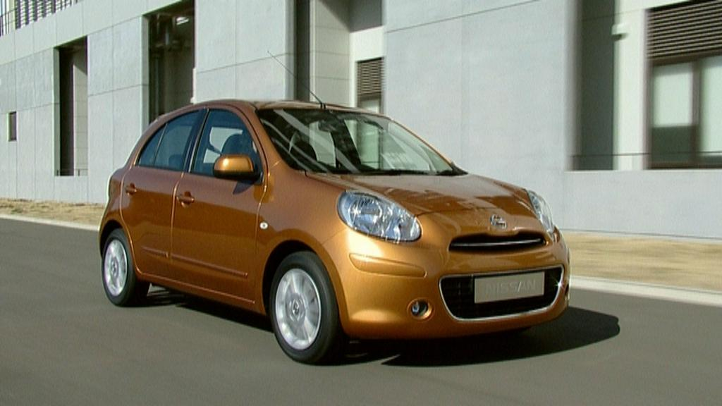 2010 nissan micra review top speed. Black Bedroom Furniture Sets. Home Design Ideas