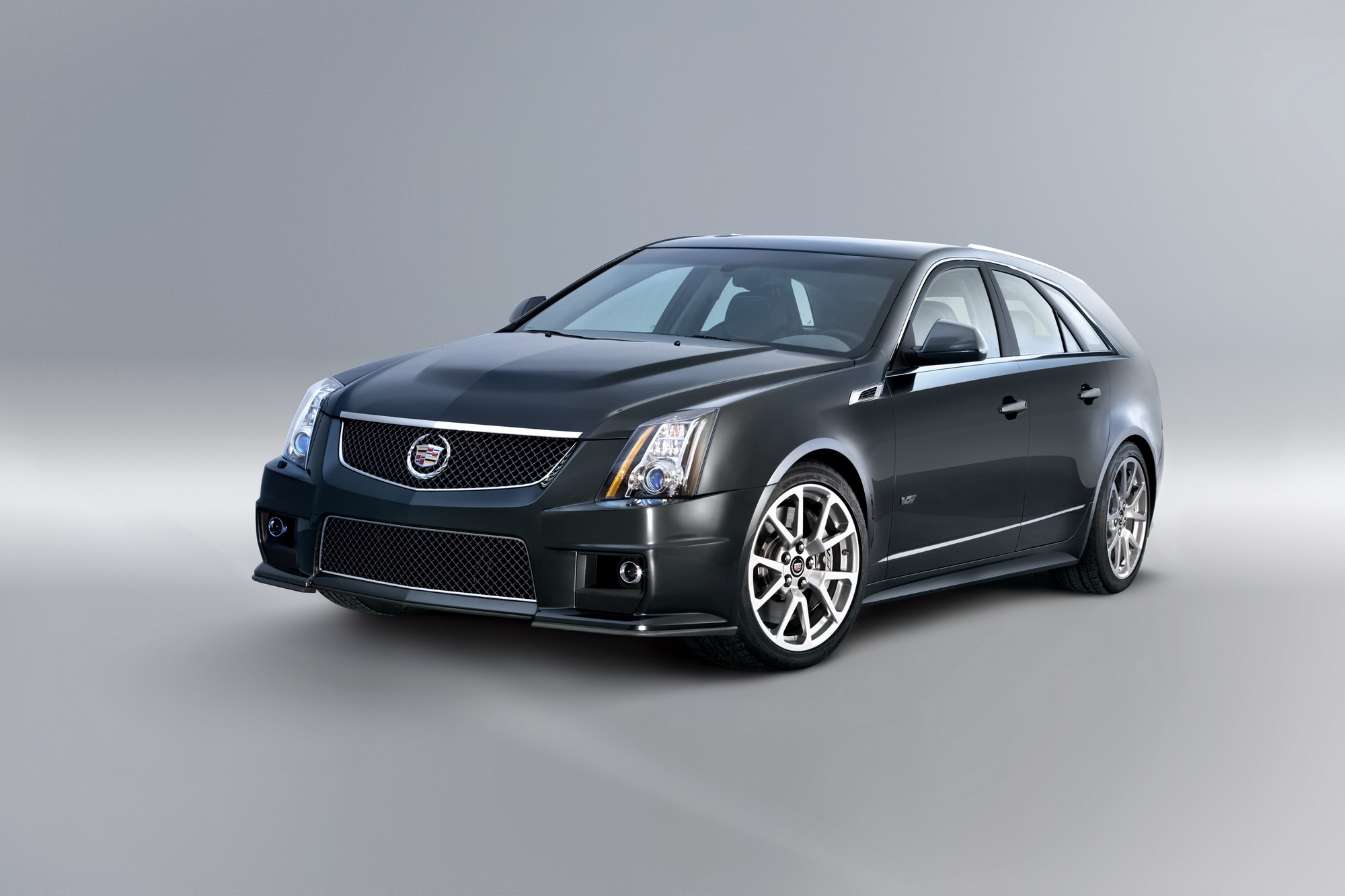 2011 cadillac cts v sport wagon top speed. Black Bedroom Furniture Sets. Home Design Ideas