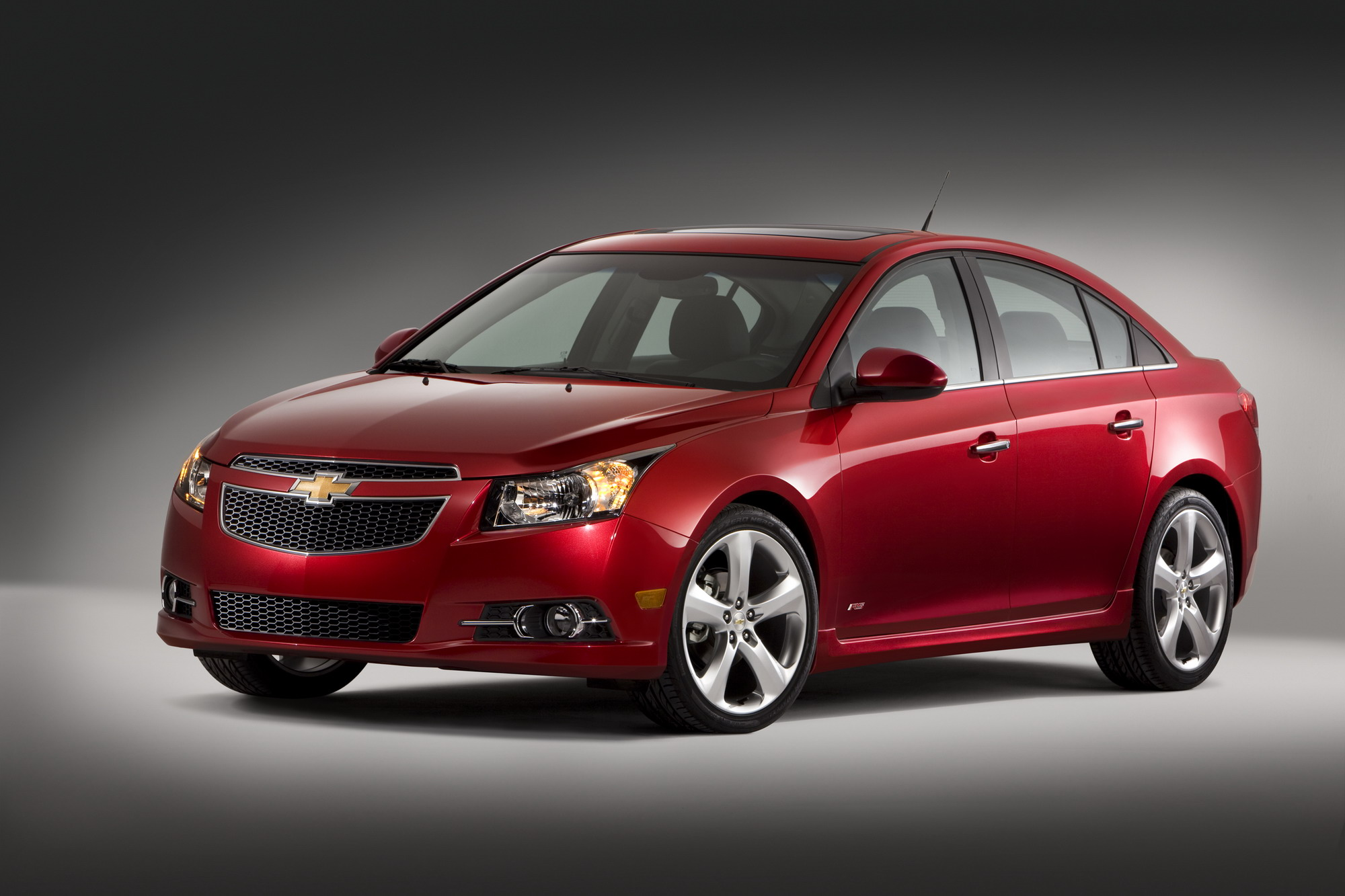 2011 Chevrolet Cruze RS | Top Speed
