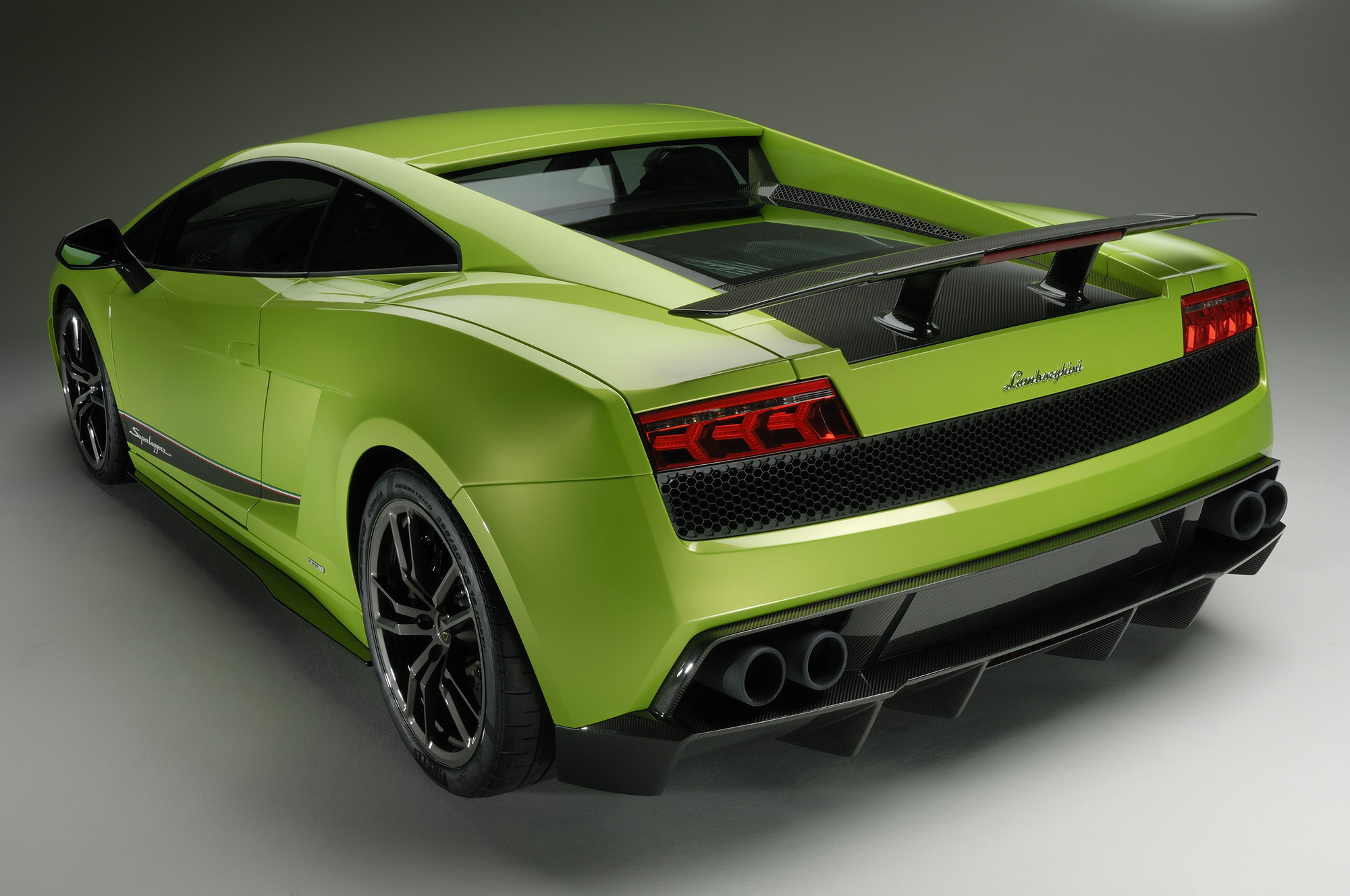 2011 2012 Lamborghini Gallardo Lp 570 4 Superleggera Top Speed
