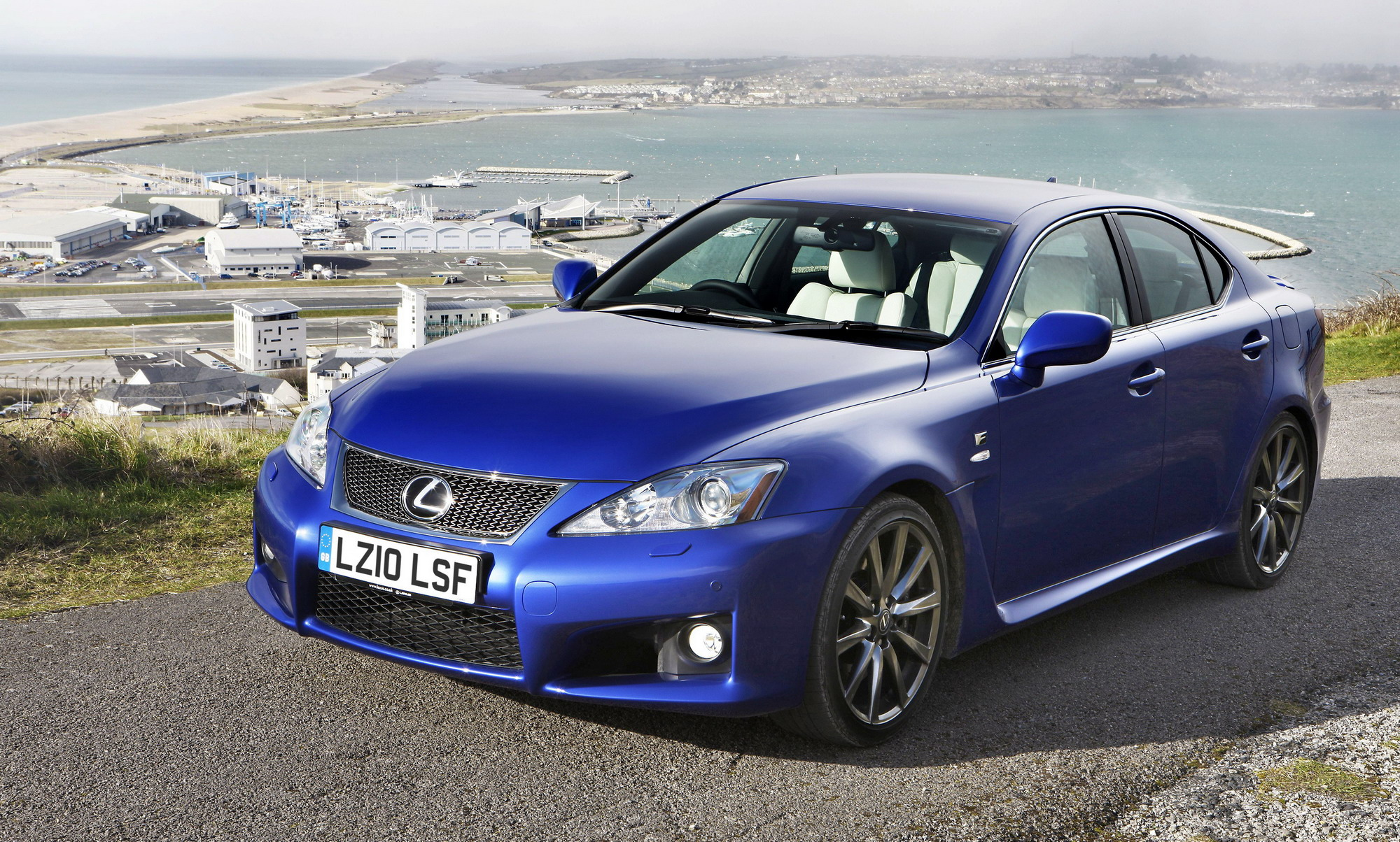 Perfect 2011 Lexus IS F | Top Speed. »