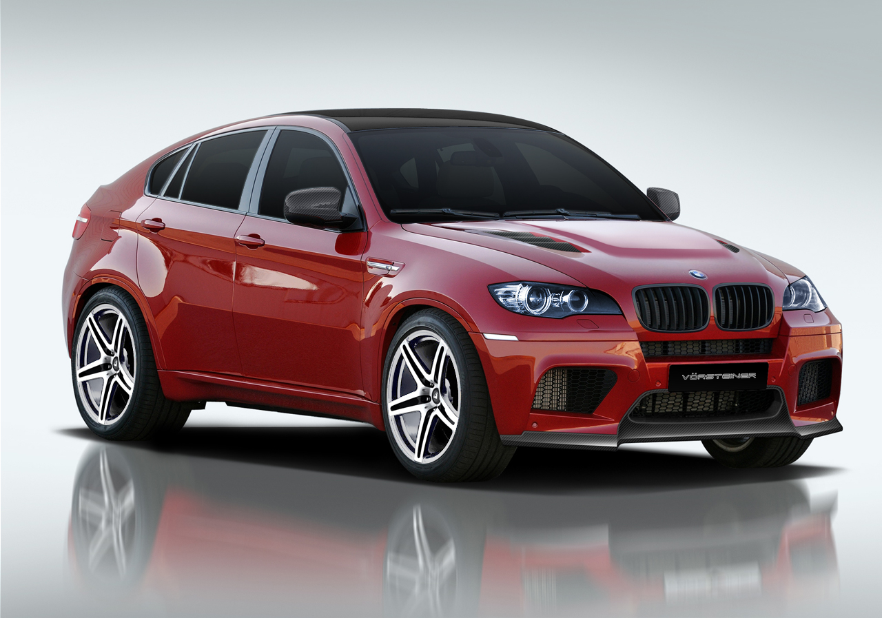 Bmw X6m By Vorsteiner Pictures Photos Wallpapers Top Speed