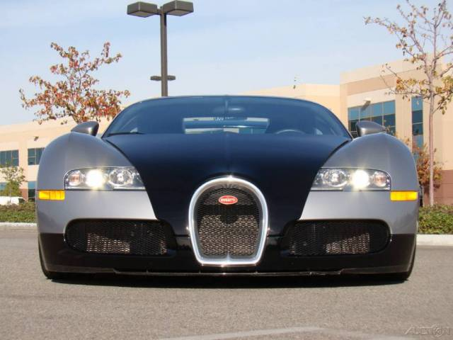 bugatti veyron being sold on ebay for less than 1 million news top speed. Black Bedroom Furniture Sets. Home Design Ideas