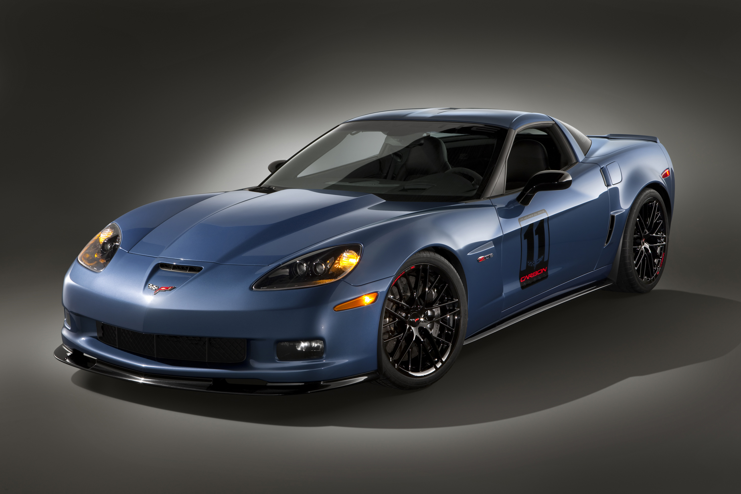 2011 Chevrolet Corvette Z06 Carbon Limited Edition | Top Speed
