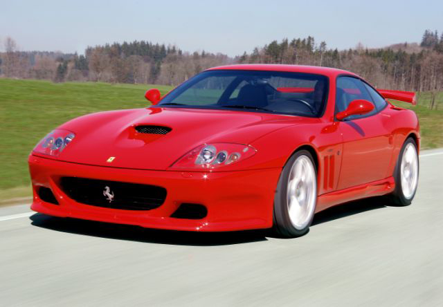Ferrari 550 575 Maranello By Novitec Rosso Top Speed