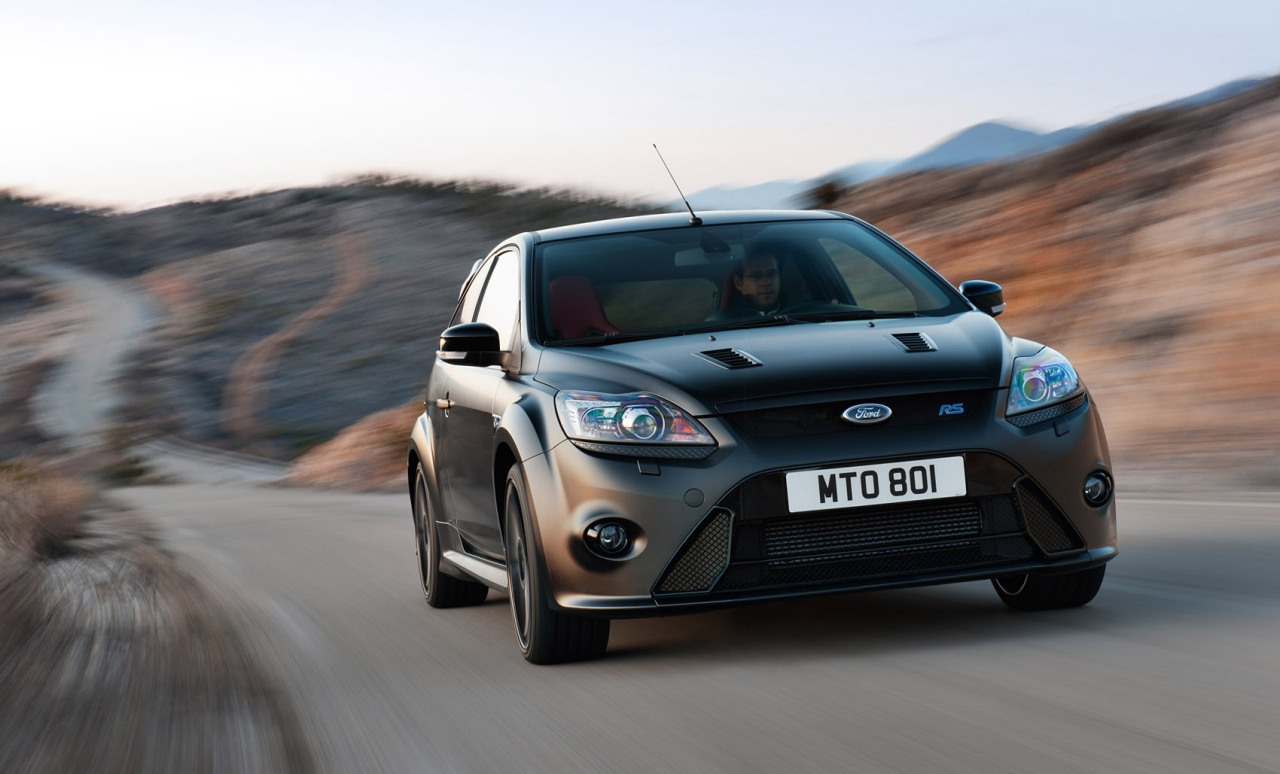 2011 Ford Focus Rs500 Top Speed