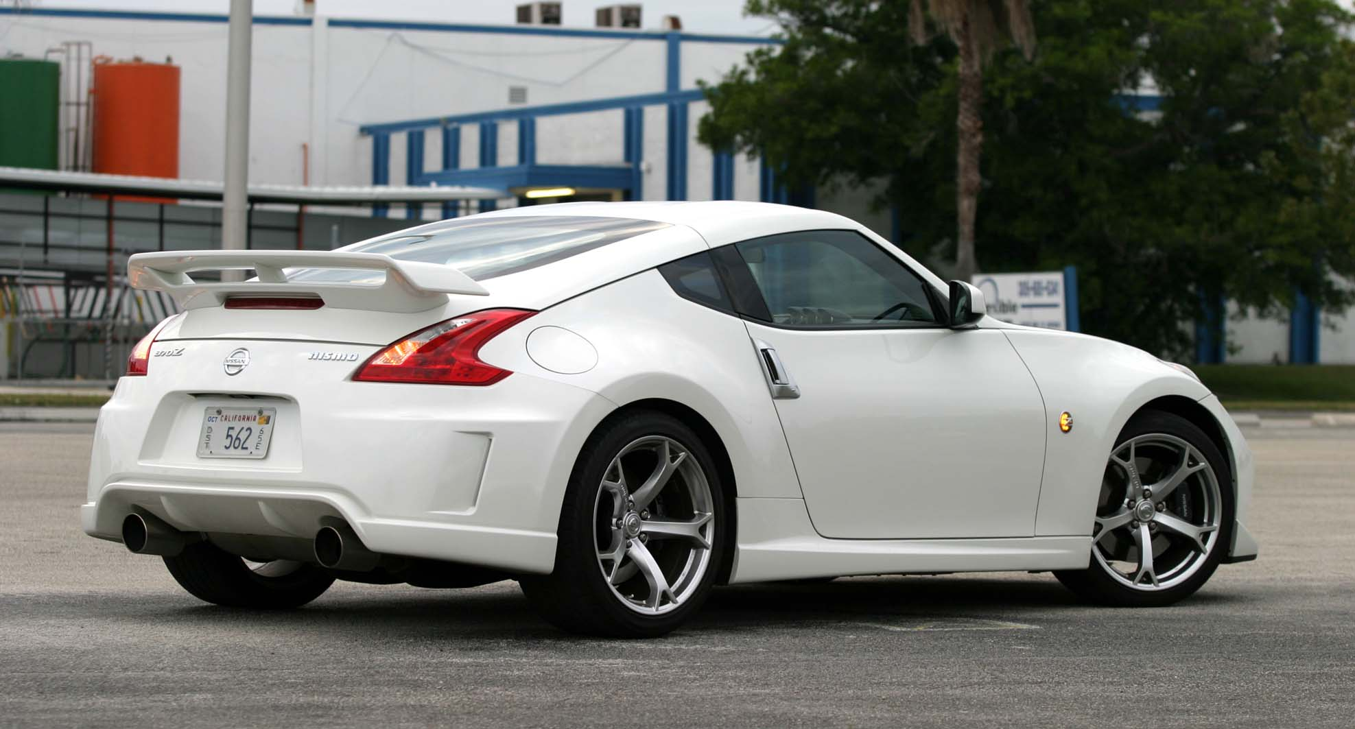 2010 Nissan 370z Nismo Edition Top Speed