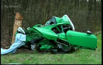 Porsche Gt3 Rs Crashes Causes Two Deaths Picture 355476