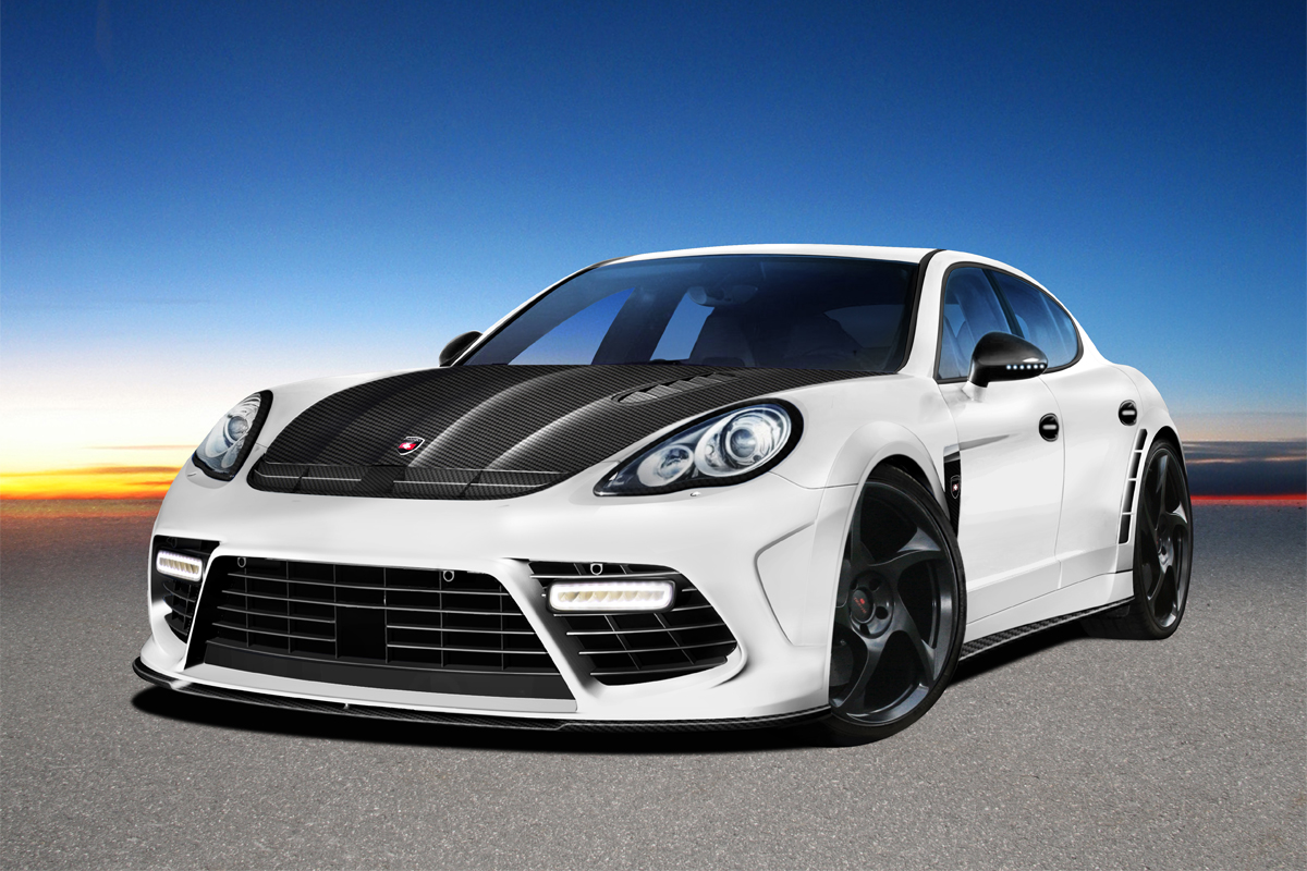 Porsche Panamera By Mansory Top Speed