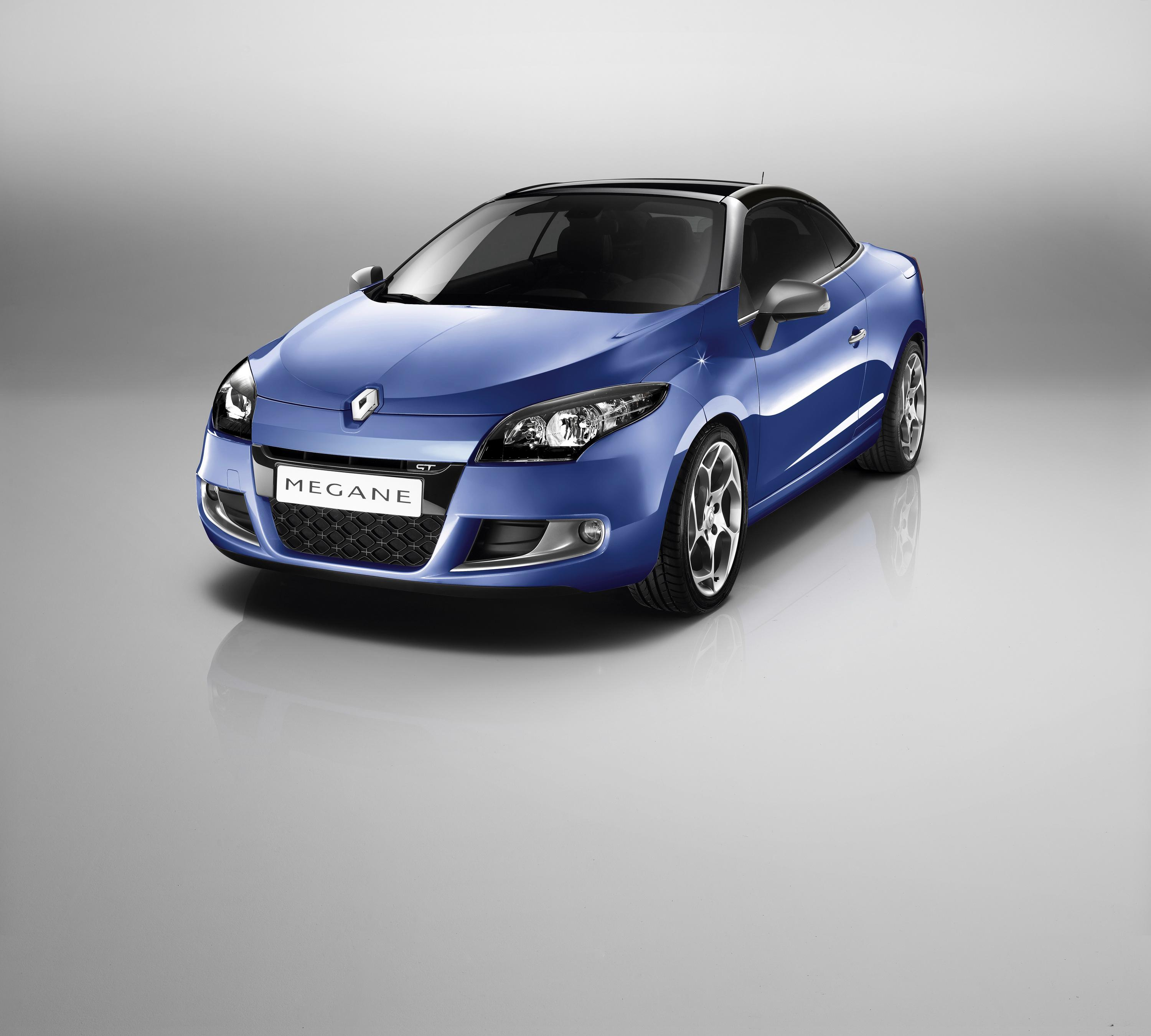2010 Renault Megane GT And GT Line Pictures, Photos