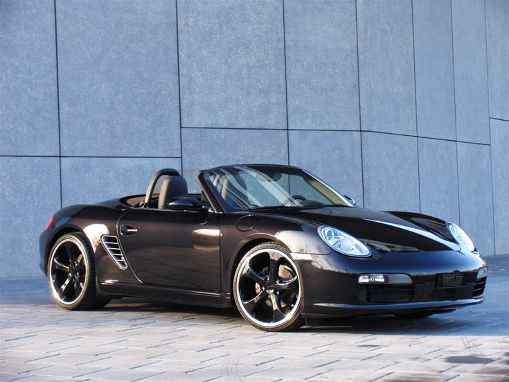 Techart Aerokit I Program For Porsche Boxster Top Speed