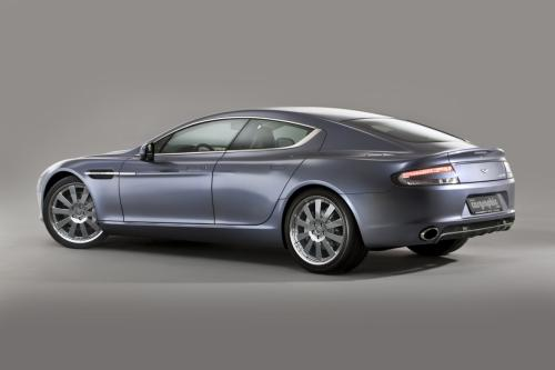 2010 Aston Martin Rapide by Cargraphic