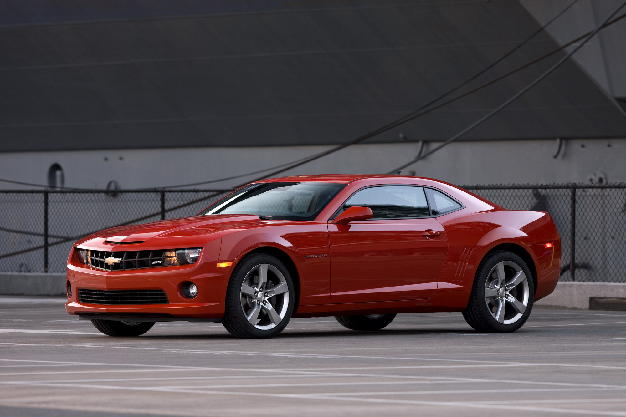 2011 Chevrolet Camaro Review - Top Speed