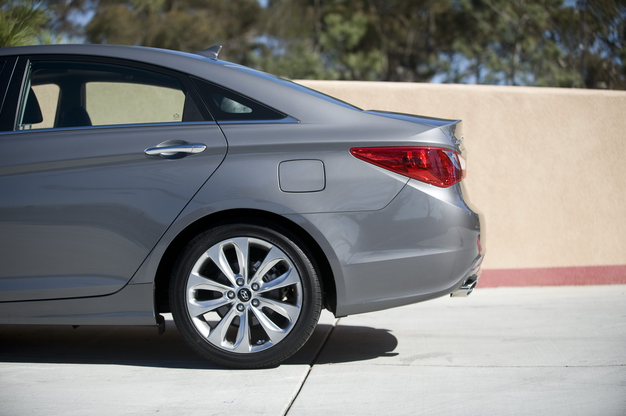 Hyundai Sonata: Tire terminology and definitions