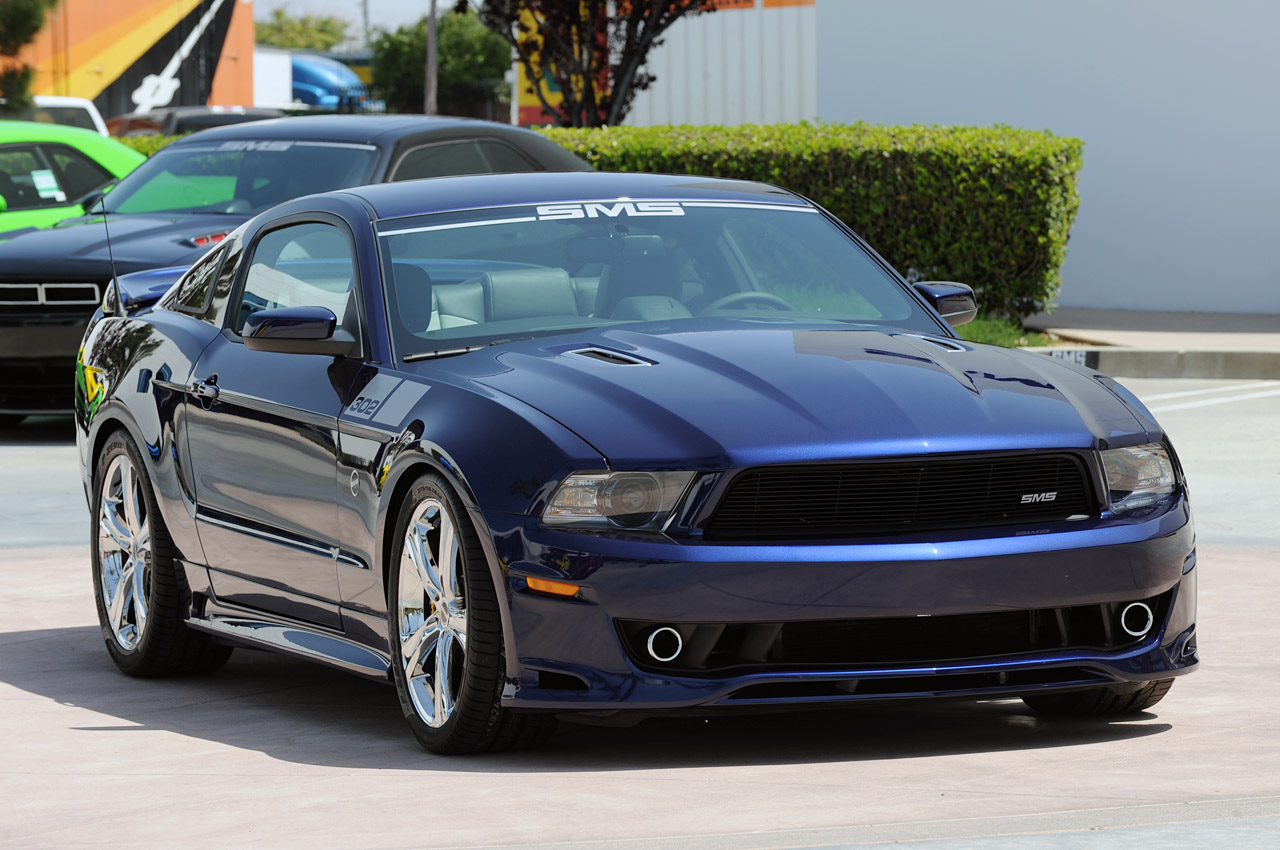 2011 sms 302 mustang top speed